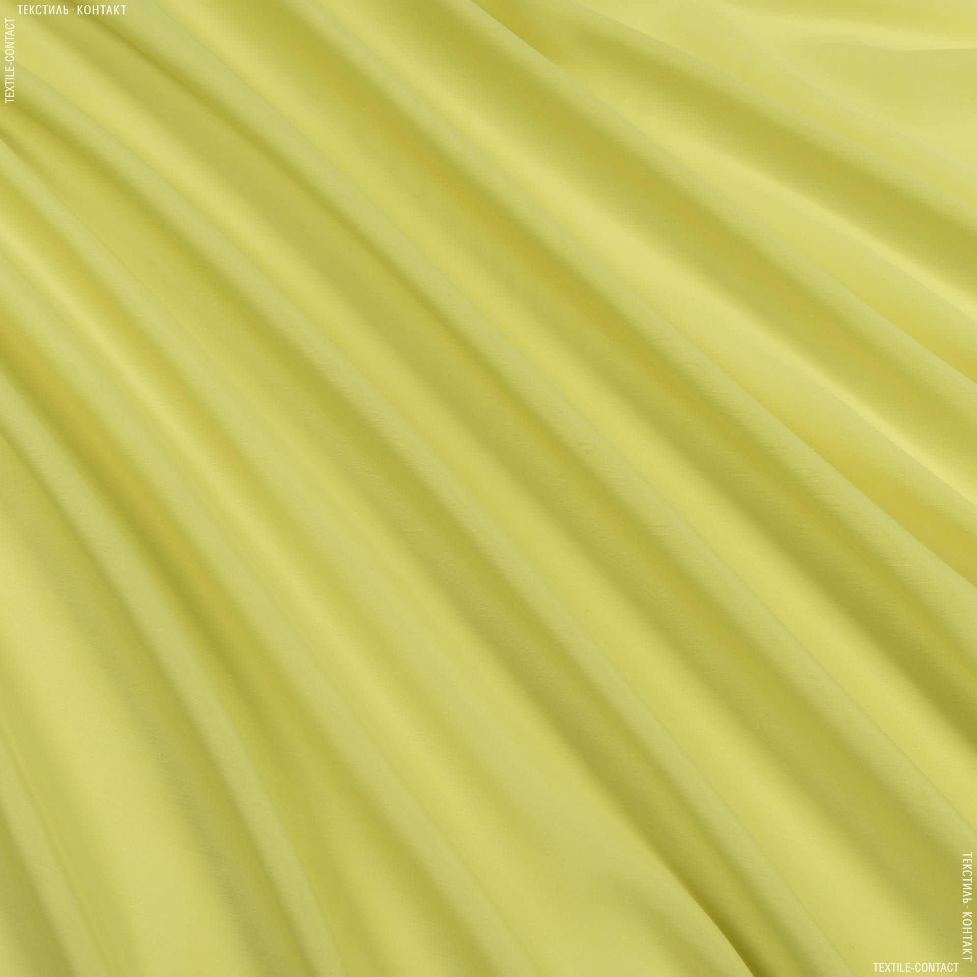 Ткани гардинные ткани - Тюль батист  морела   фисташка
