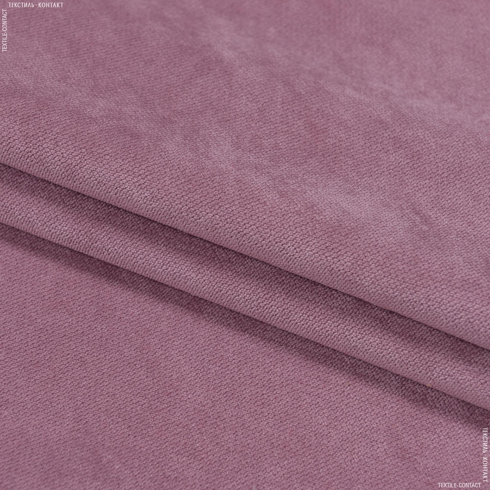 Ткани для мебели - Велюр будапешт/budapest  лиловый