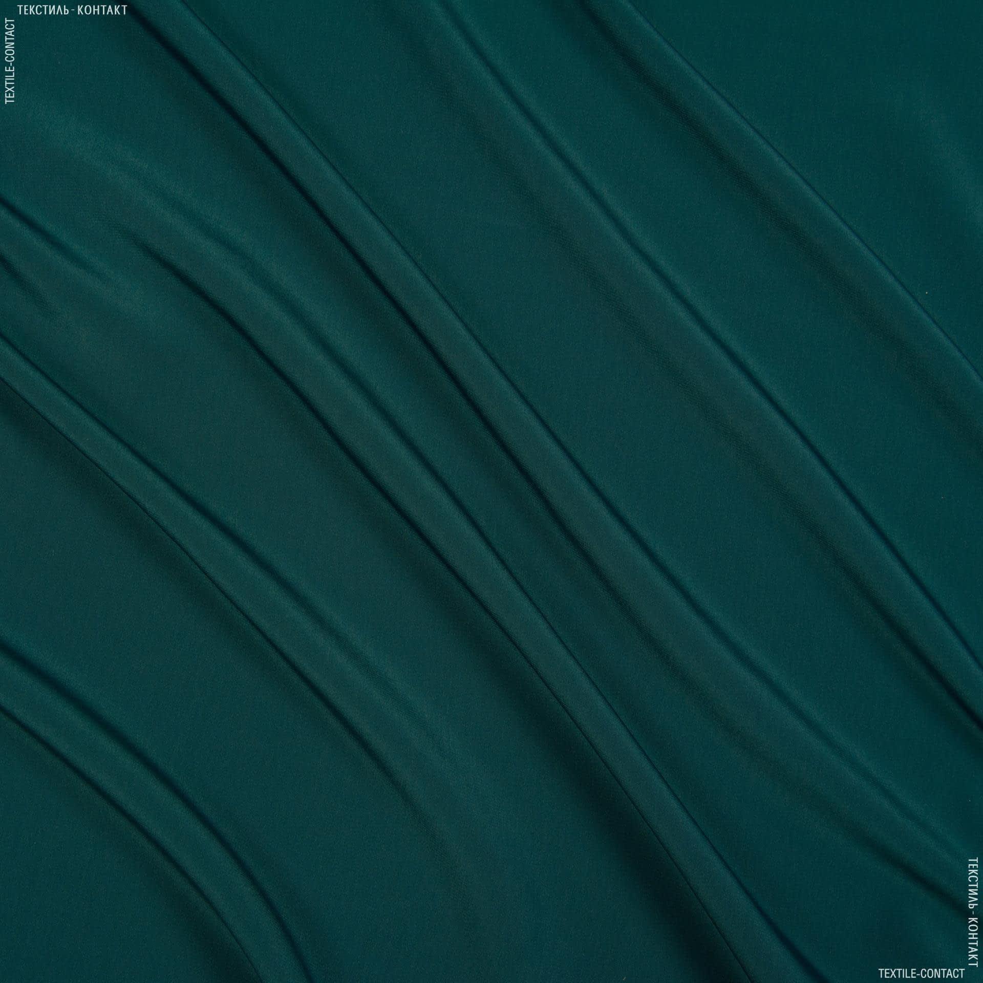 Костюмный мокрый шелк мор.волна