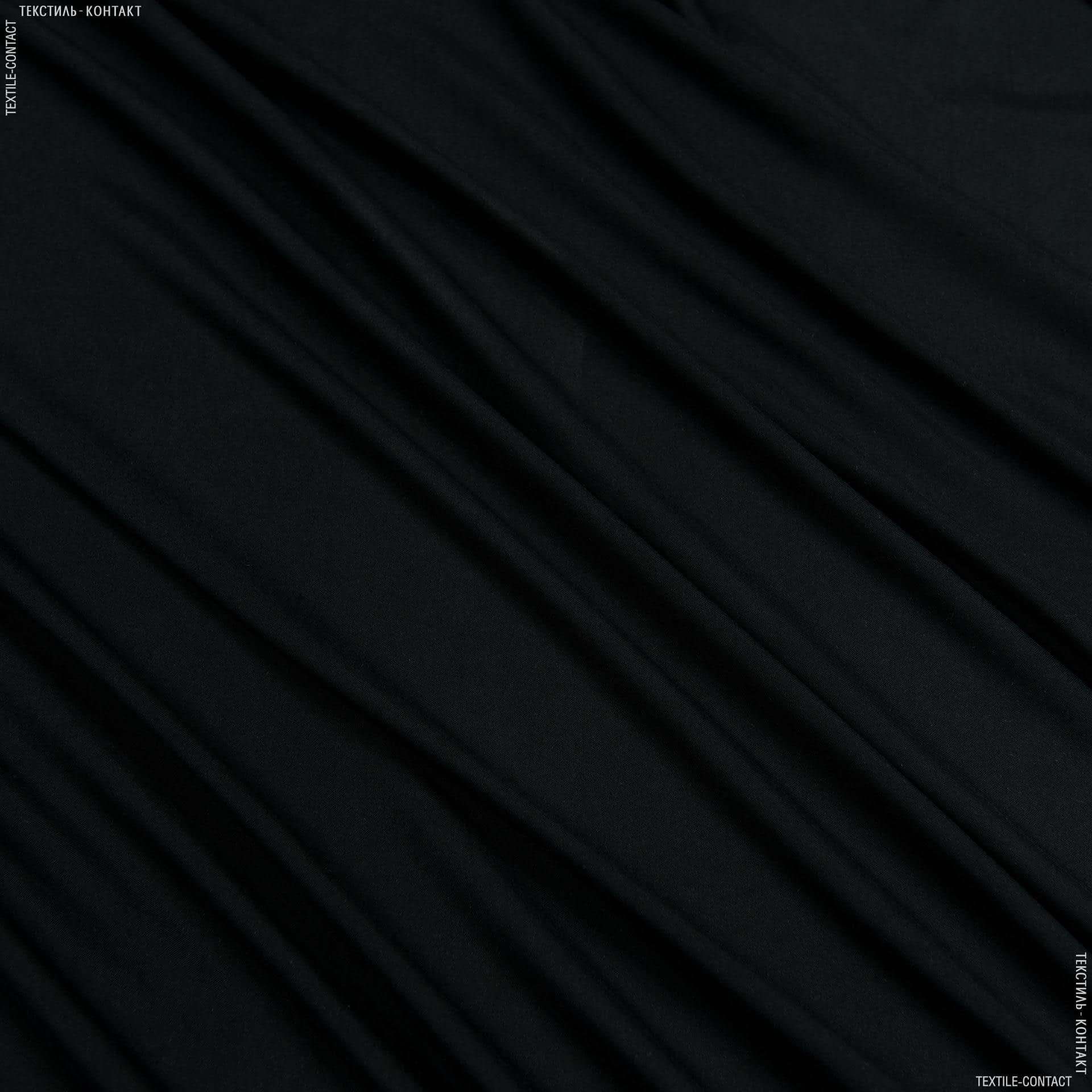 Тканини для дитячого одягу - Штапель фалма чорний