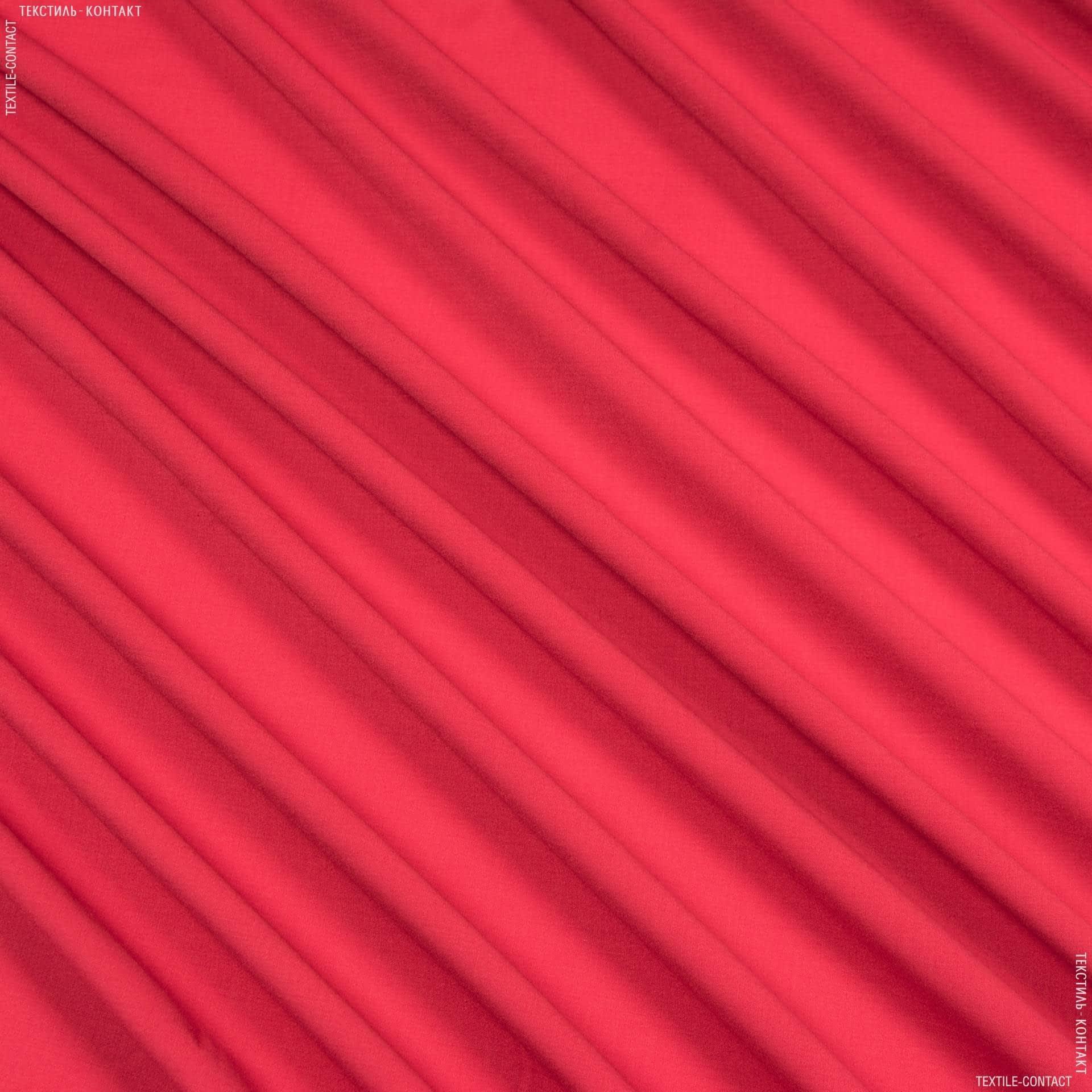 Тканини для штанів - Костюмна лексус яскраво-червоний