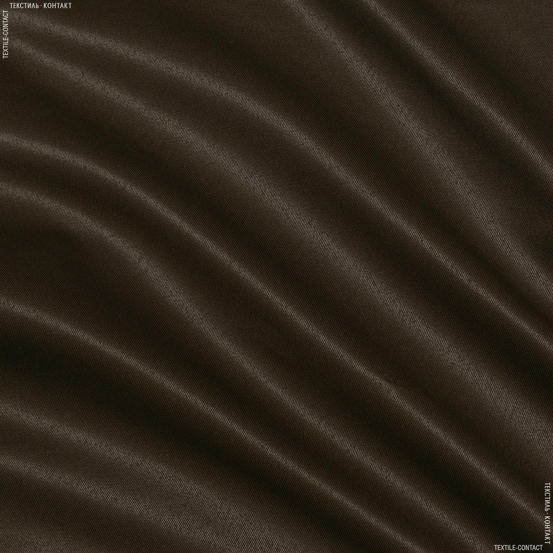 Тканини для спецодягу - Грета-2811 коричневий