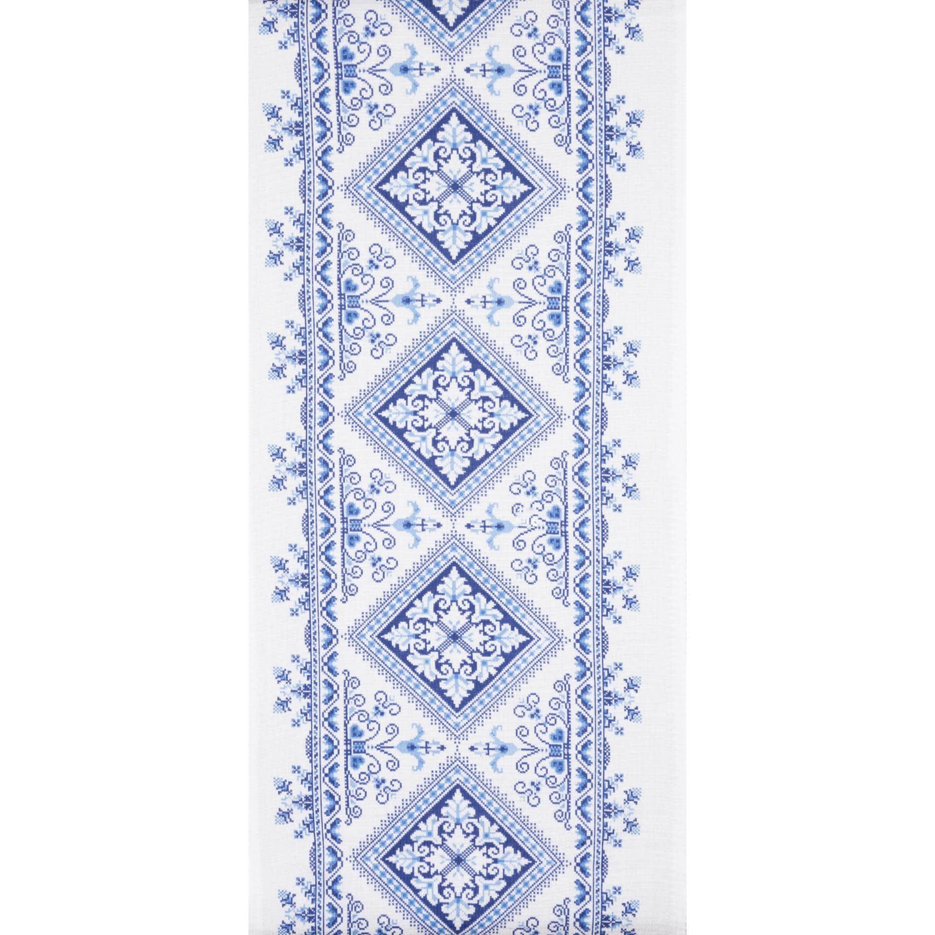 Тканини для рушників - Тканина рушникова вафельна набивна