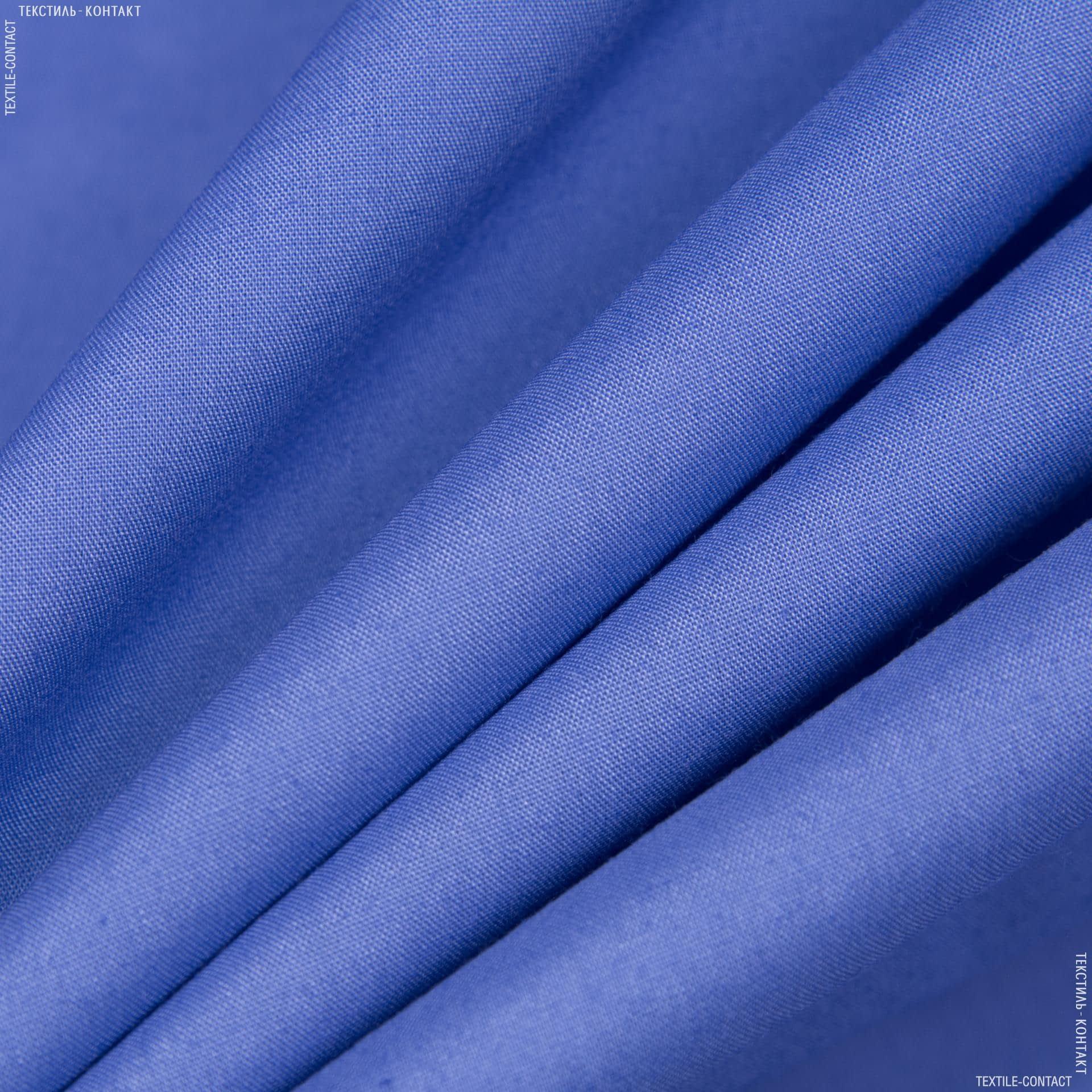Тканини для дитячого одягу - Сорочкова бузково-блакитний
