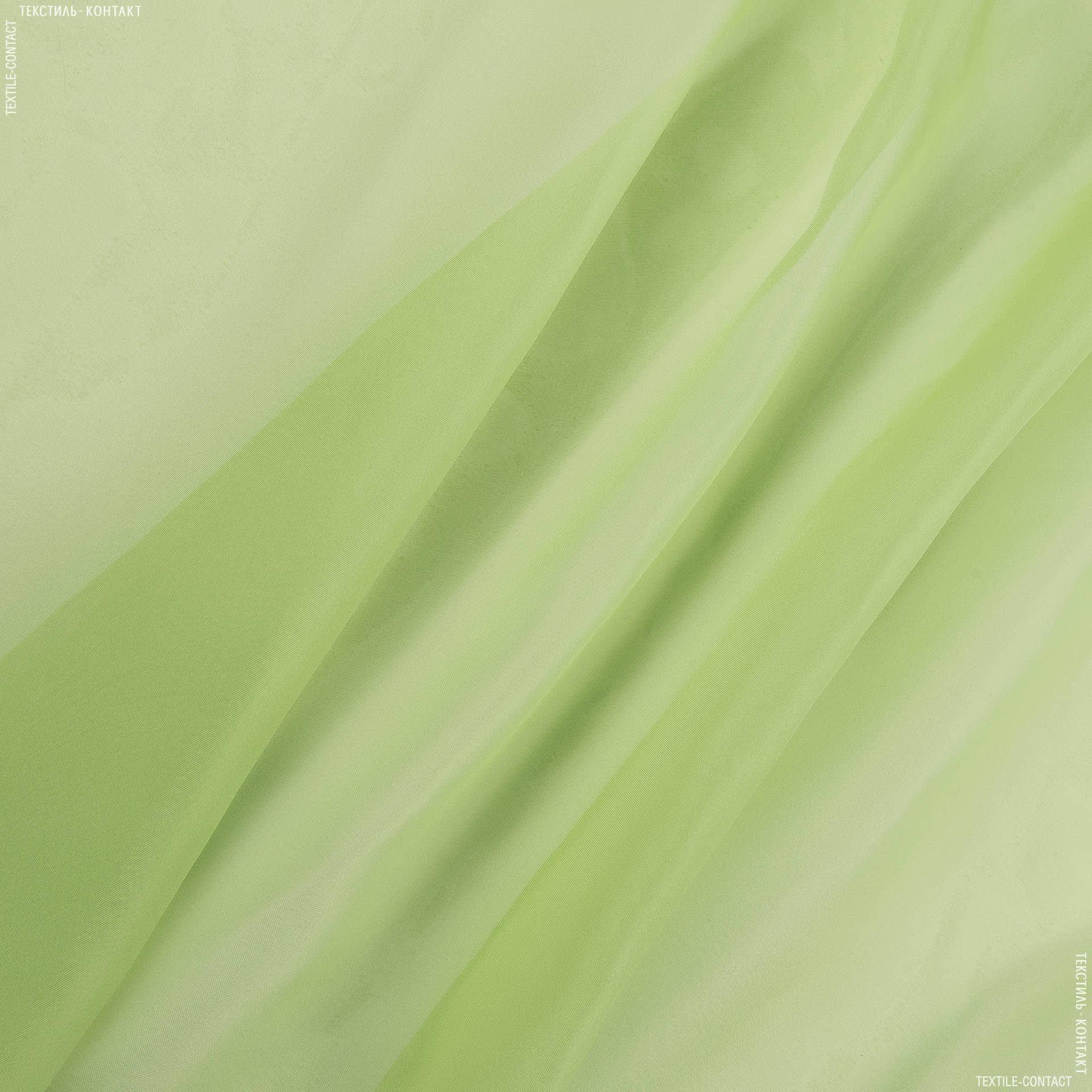 Тканини для тюлі - Тюль вуаль однотон. липа