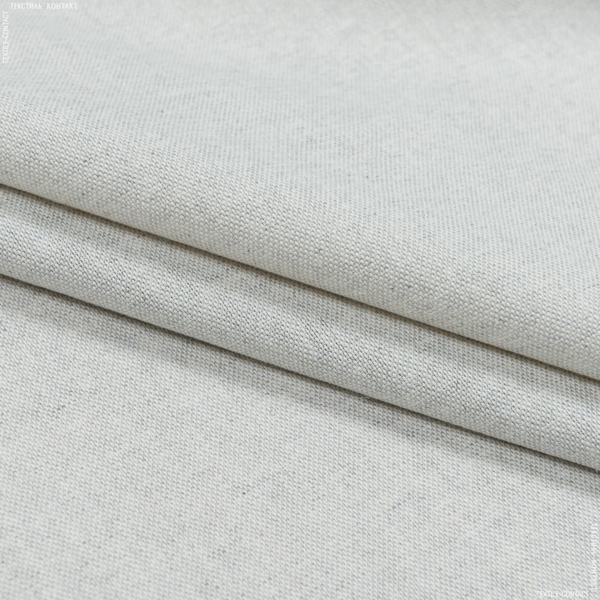 Тканини портьєрні тканини - Декоративна тканина лагос св. сірий