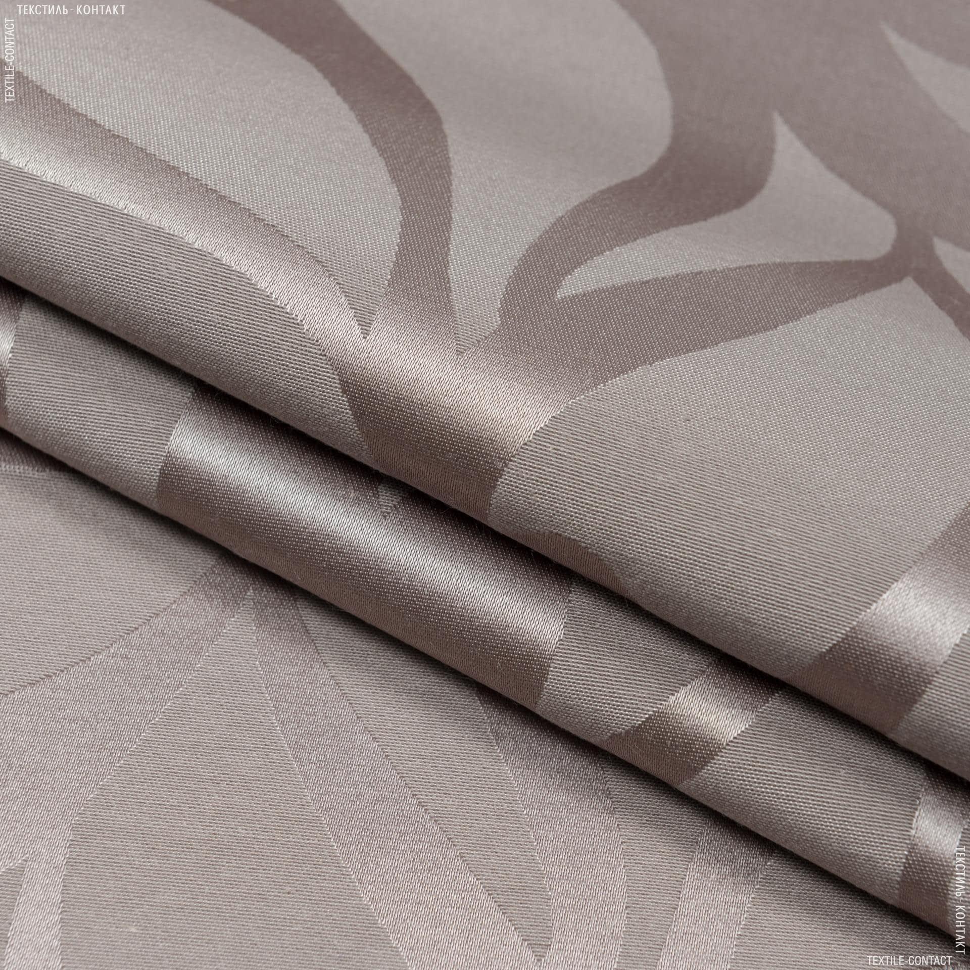 Ткани для скатертей - Ткань с акриловой пропиткой ресинадо/resinado т.беж