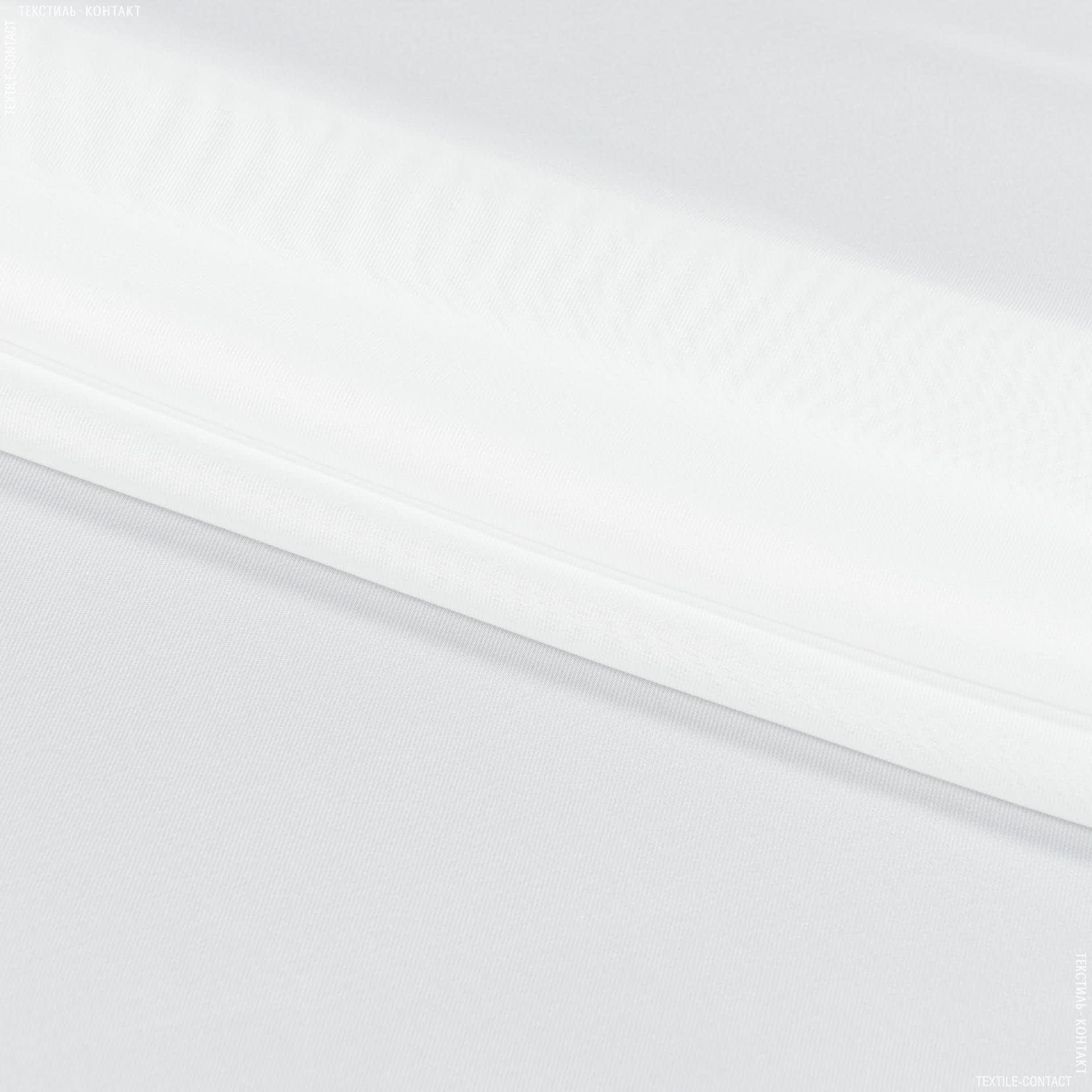 Тканини для тюлі - Тюль з обважнювачем британський / молочний
