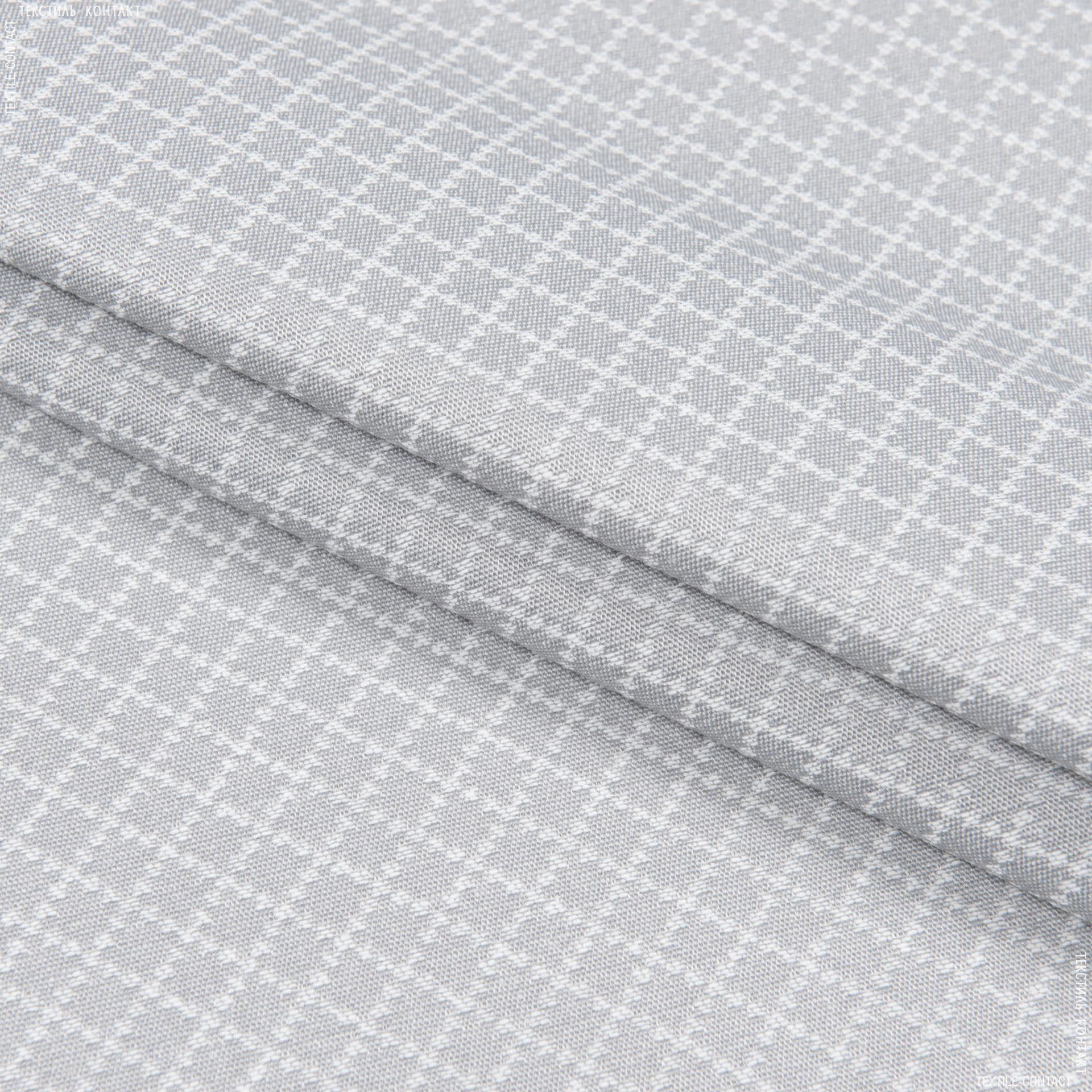Тканини horeca - Скатертна тканина алоє св.сірий