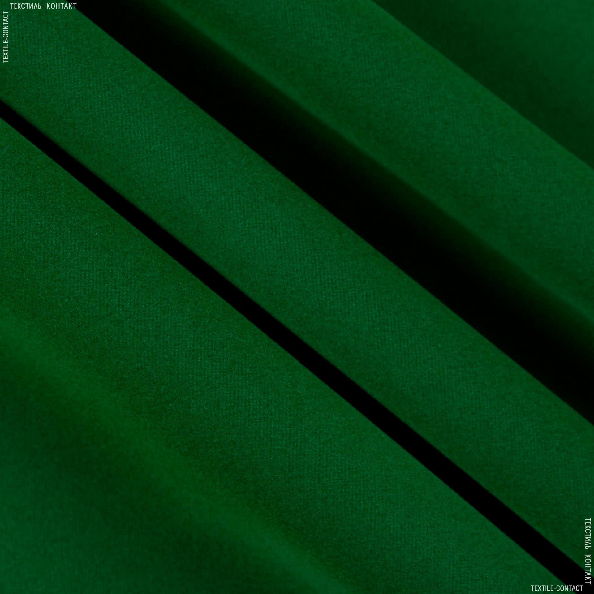 Ткани церковная ткань - Замша искусственная зеленый