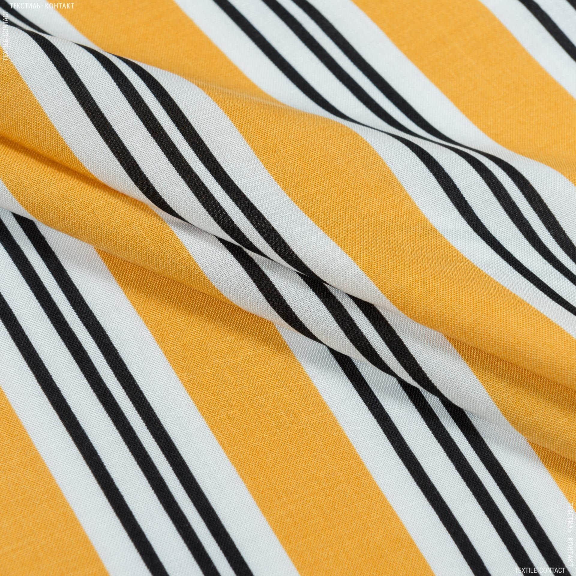 Тканини для хусток та бандан - Штапель фалма принт