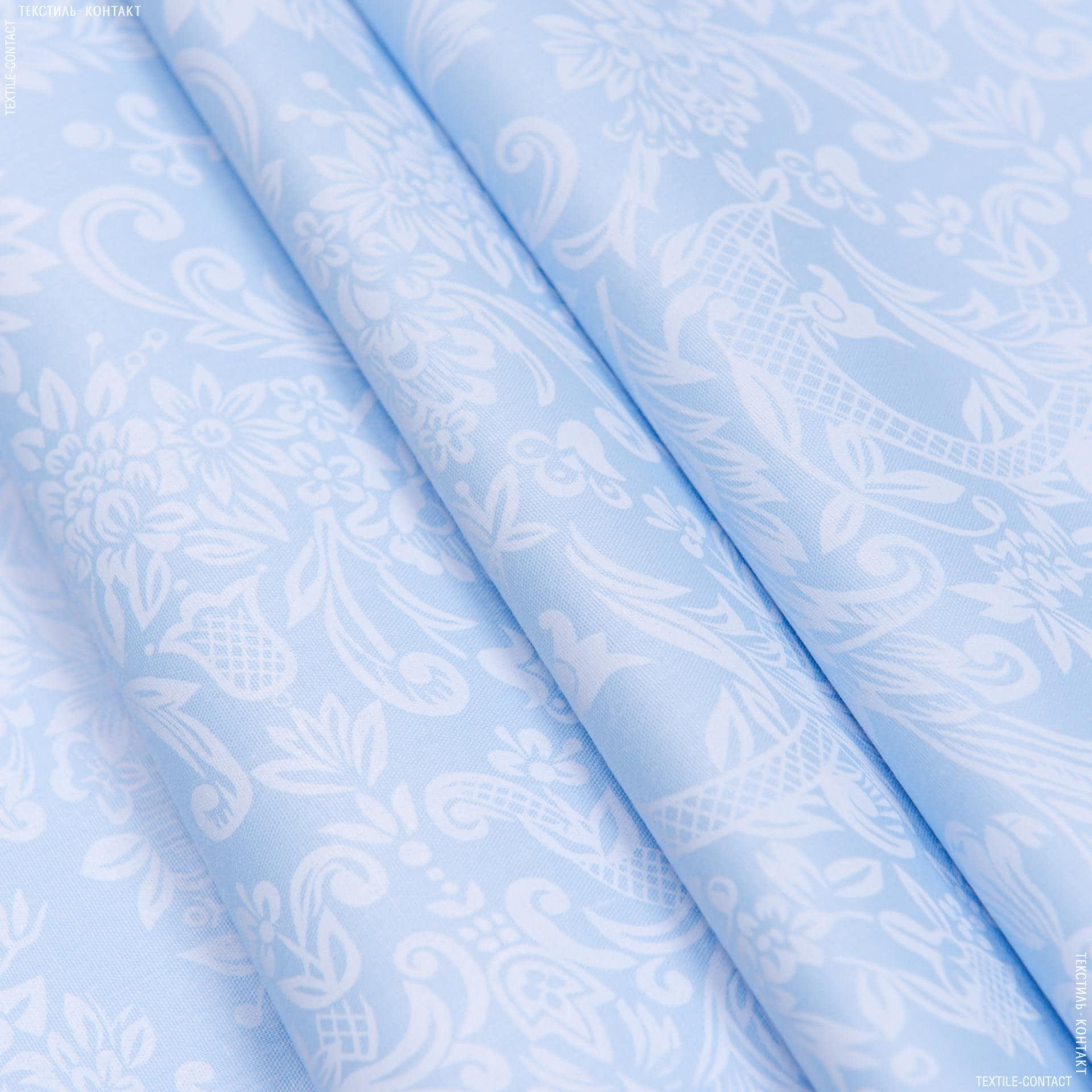 Ткани для подушек - Тик наперниковый  набивной