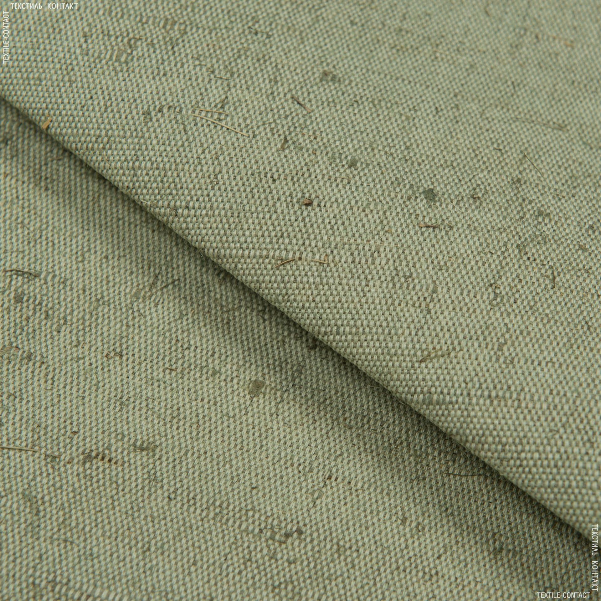 Тканини для спецодягу - Брезент вогнестійкий