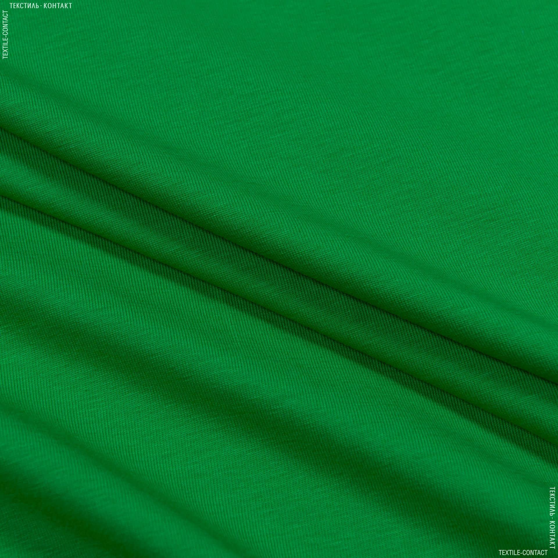 Тканини для спортивного одягу - Кулір-стрейч penye світло-зелений