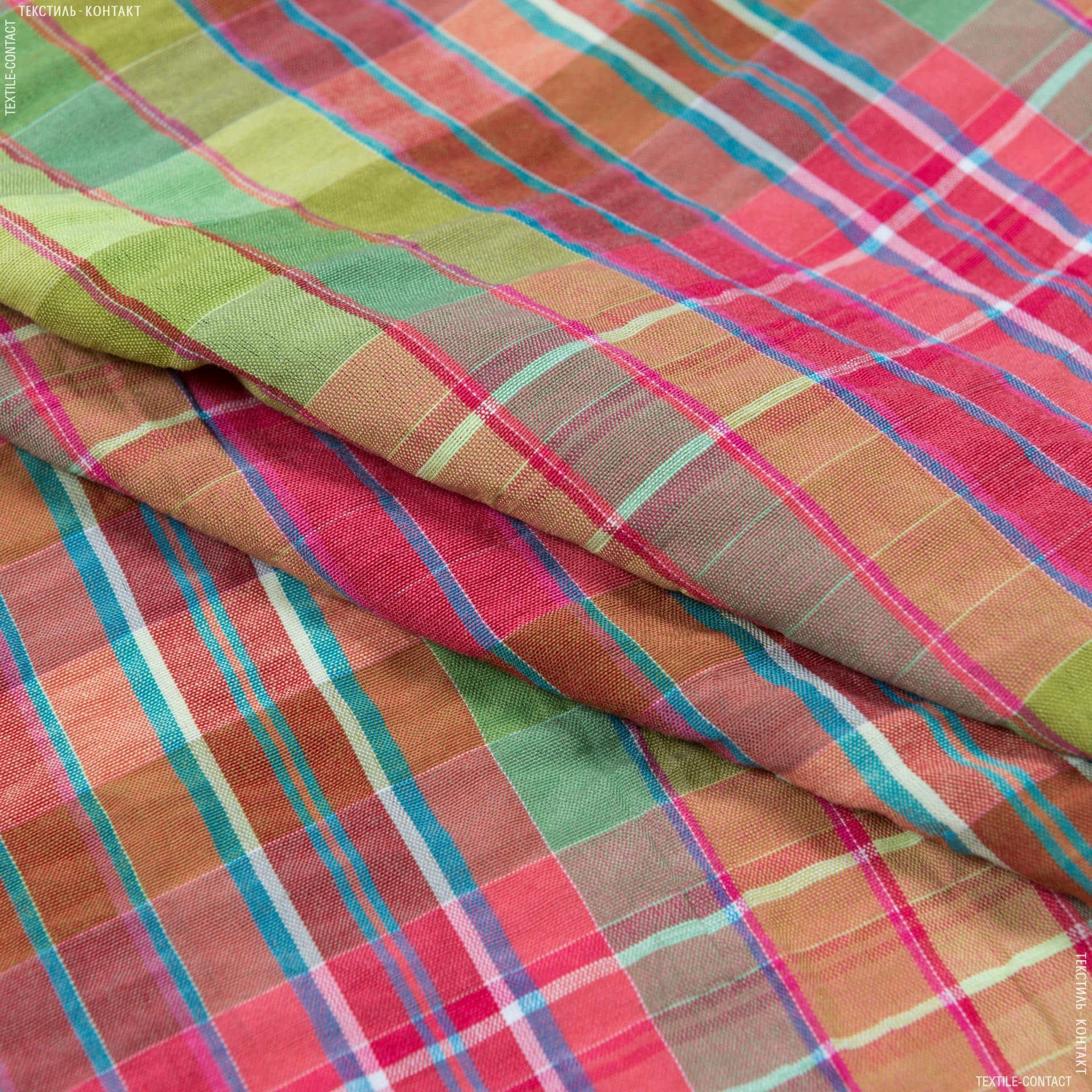 Ткани для костюмов - Плательная принт