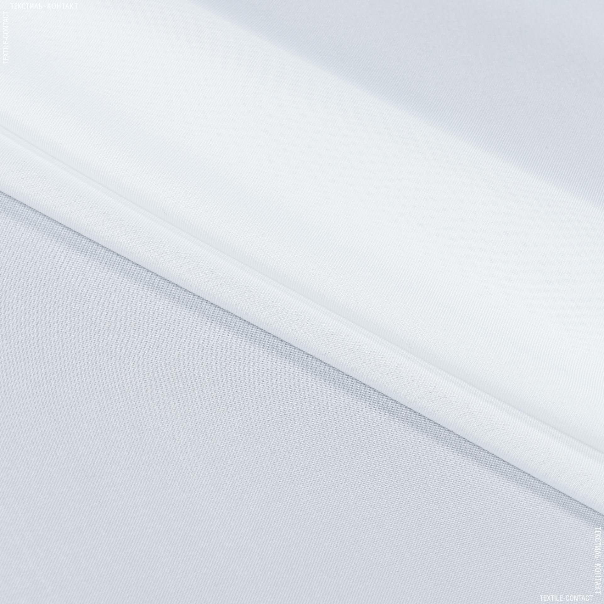 Тканини для тюлі - Тюль з обважнювачем британський молочно-білий