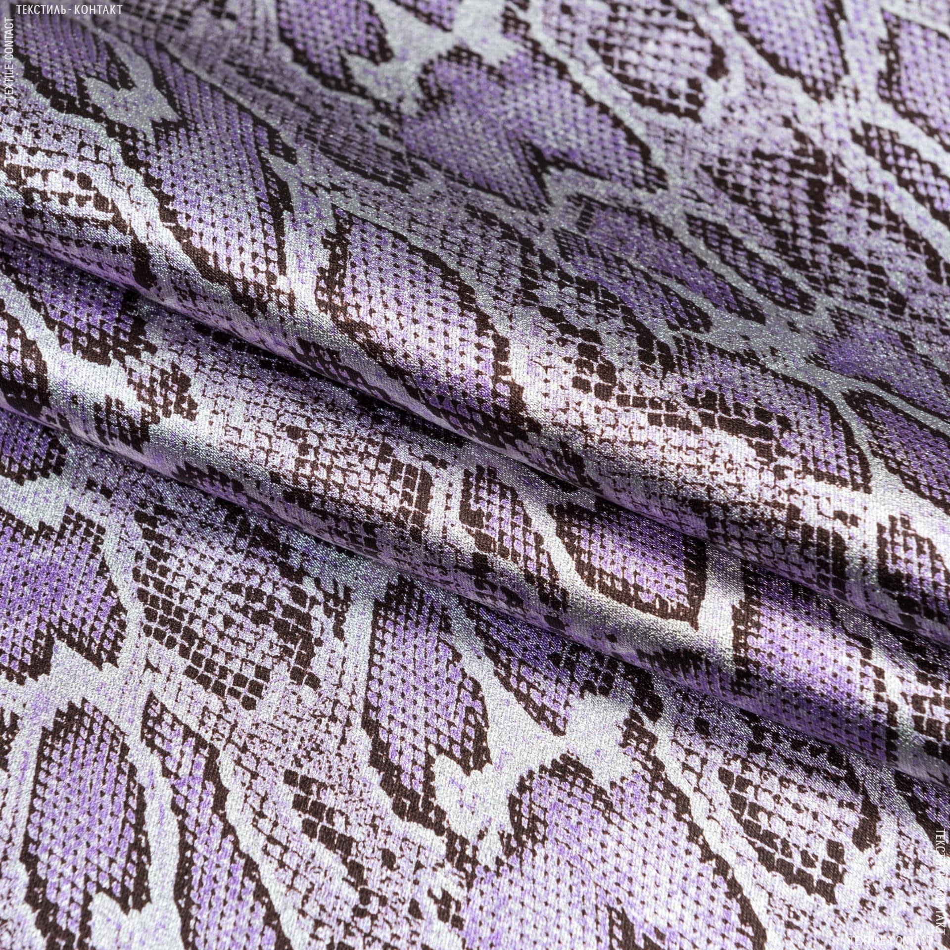 Тканини для костюмів - Котон стрейч з напиленням
