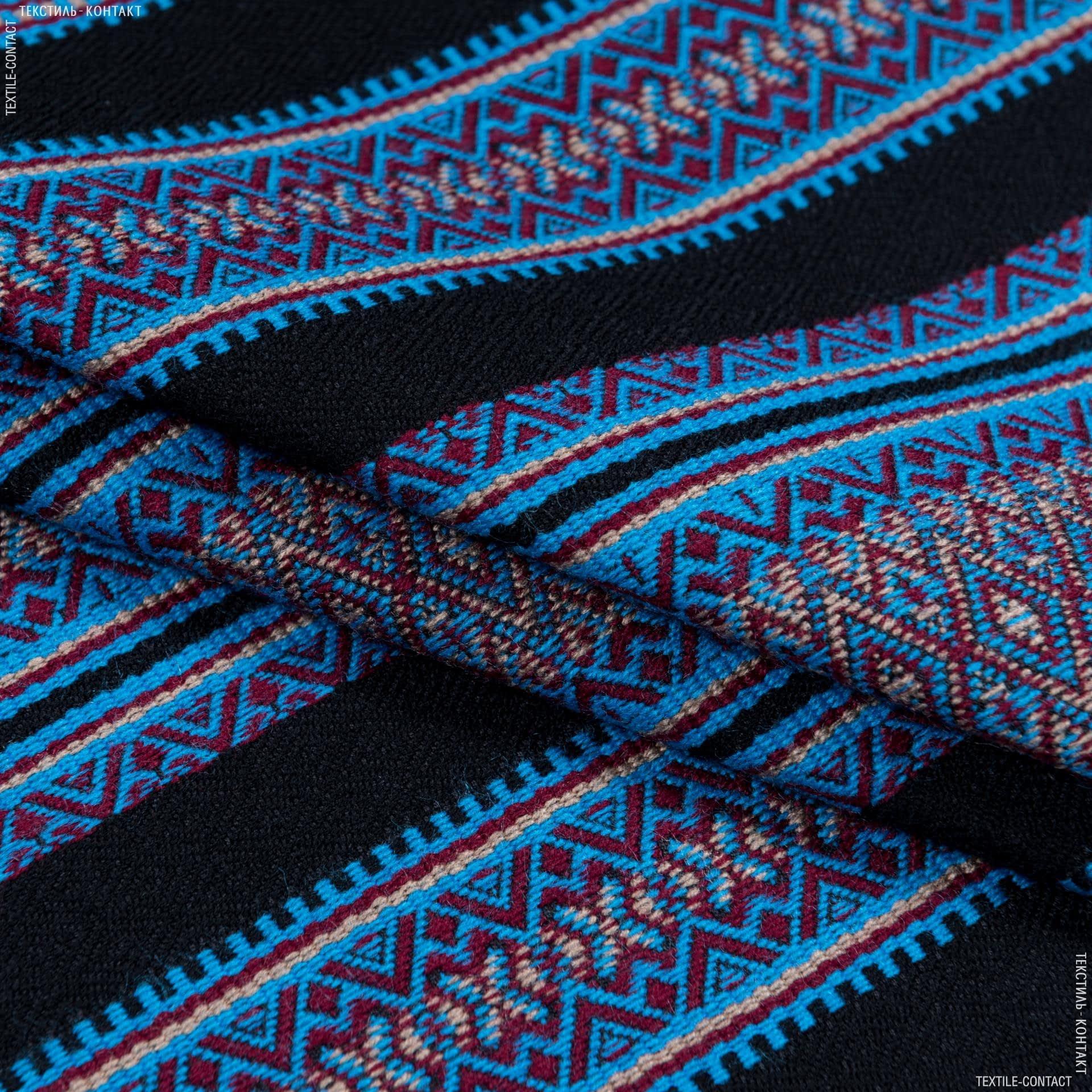 Ткани для юбок - Ткань скатертная  тдк-29 №16 вид 7