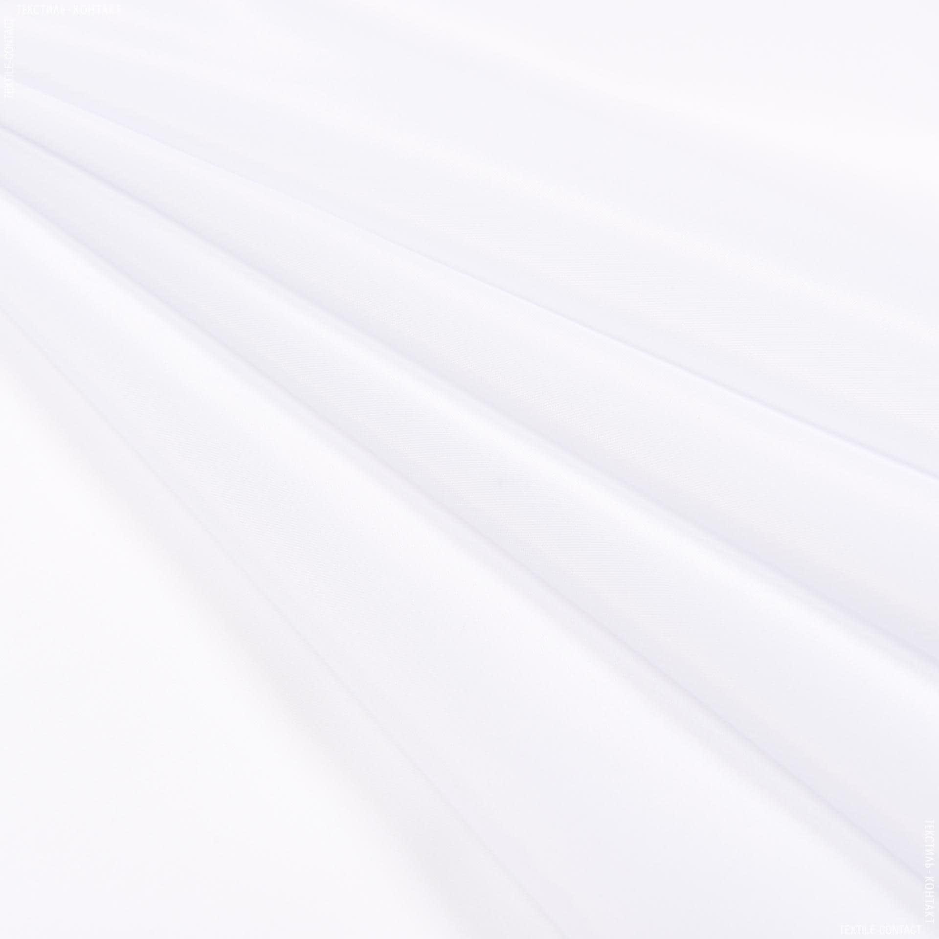Ткани для платков и бандан - Креп кошибо белый