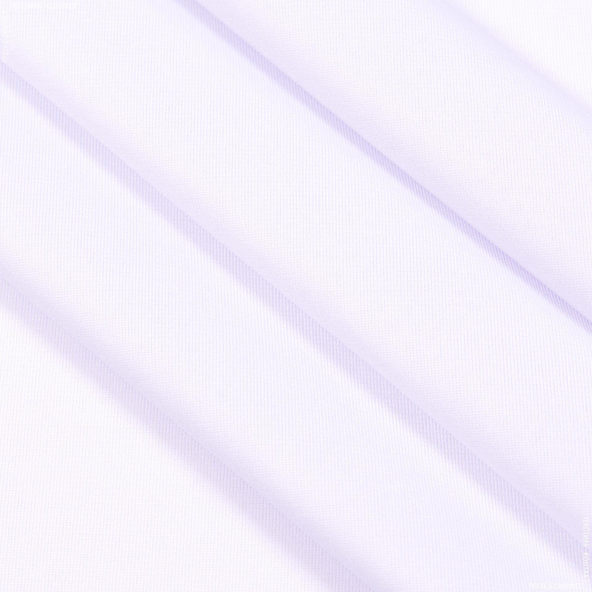 Ткани для платьев - Трикотаж масло белоснежный