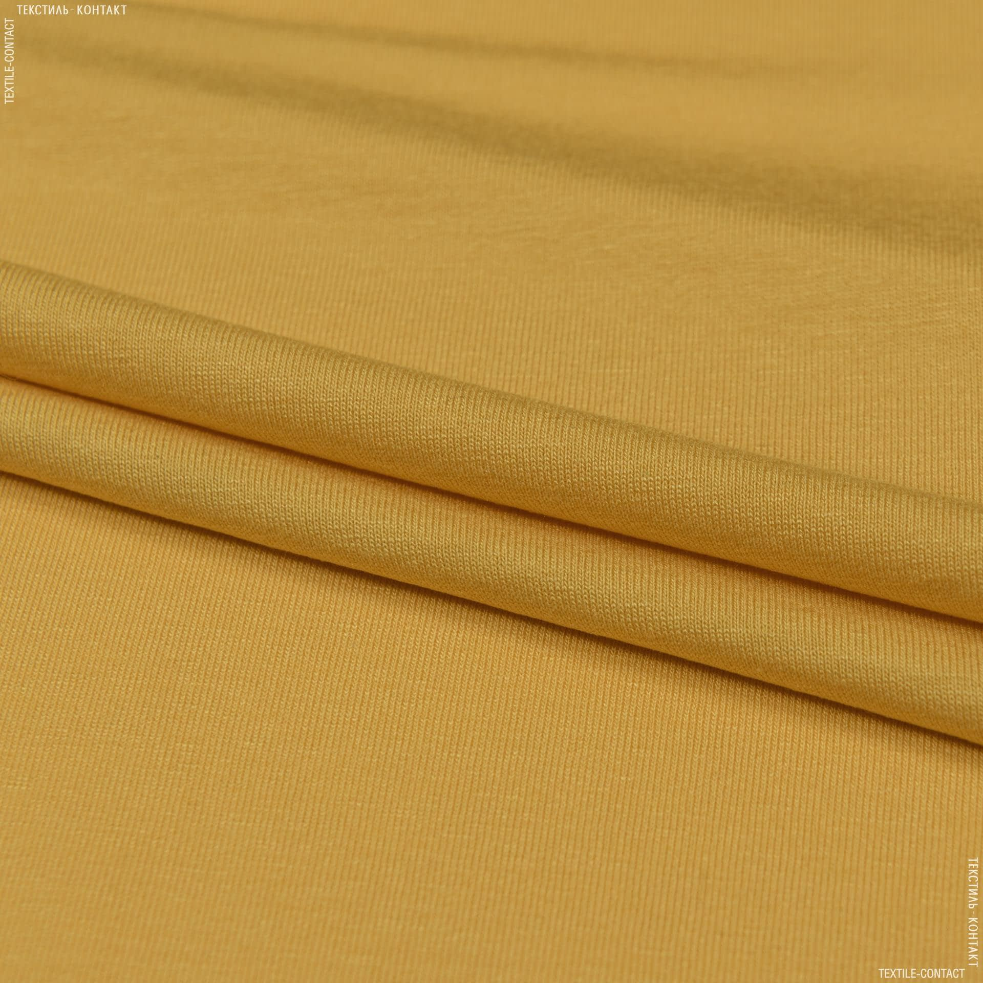 Тканини для спортивного одягу - Куклір-стрейч жовтий