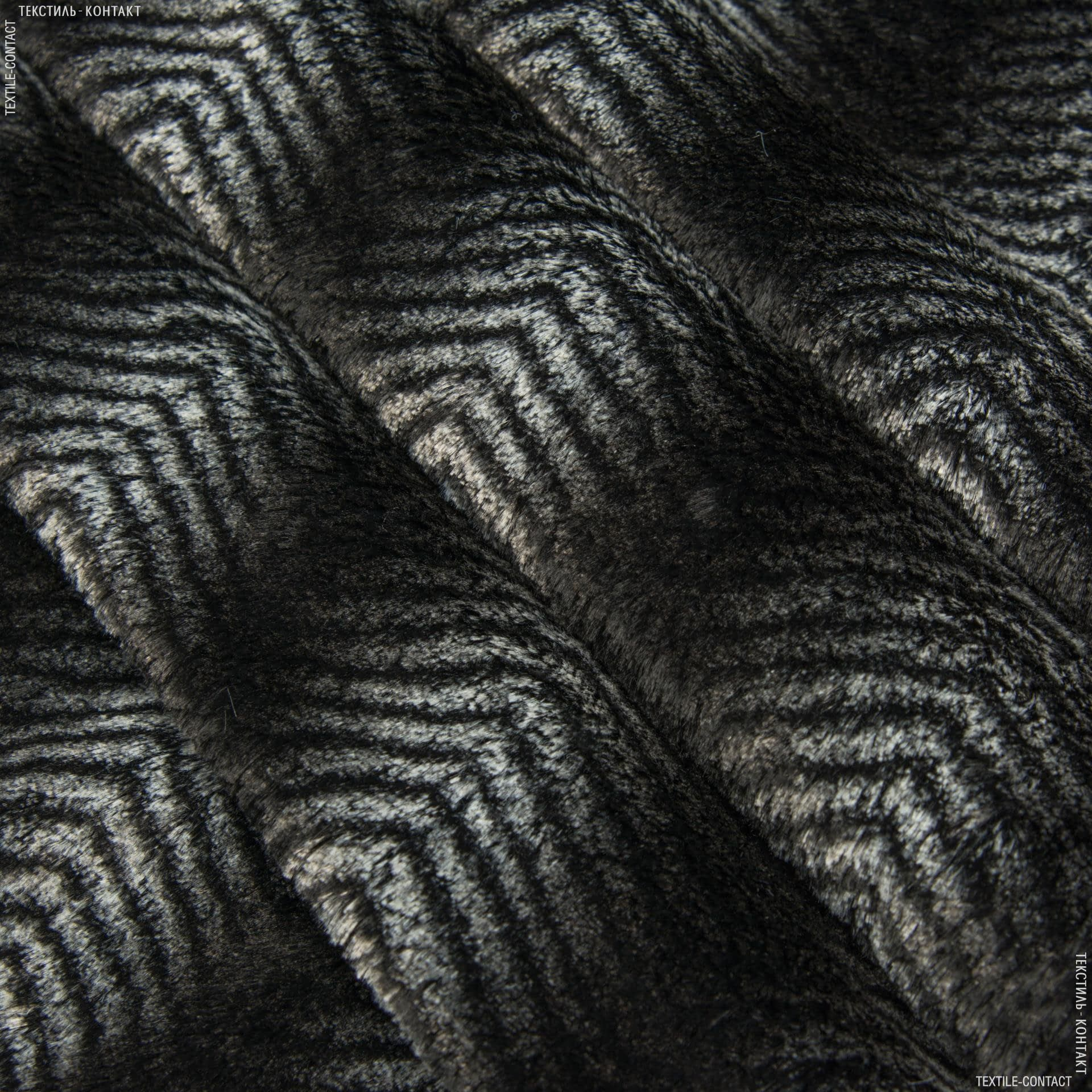 Тканини для верхнього одягу - Хутро штучне
