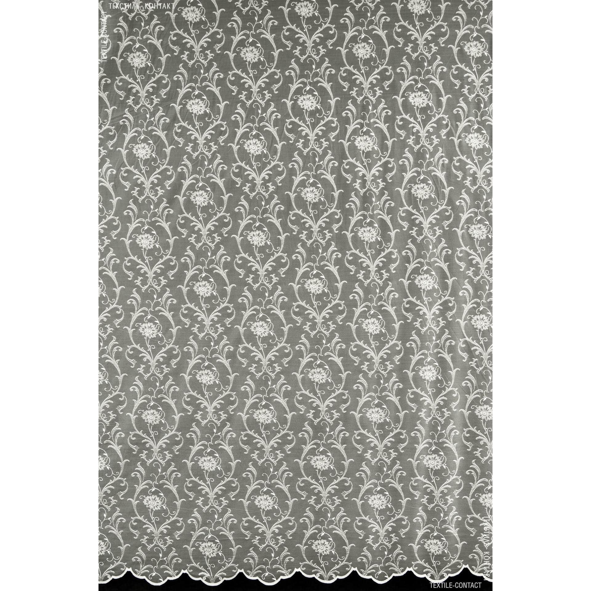 Ткани гардинные ткани - Гардинное полотно цветок