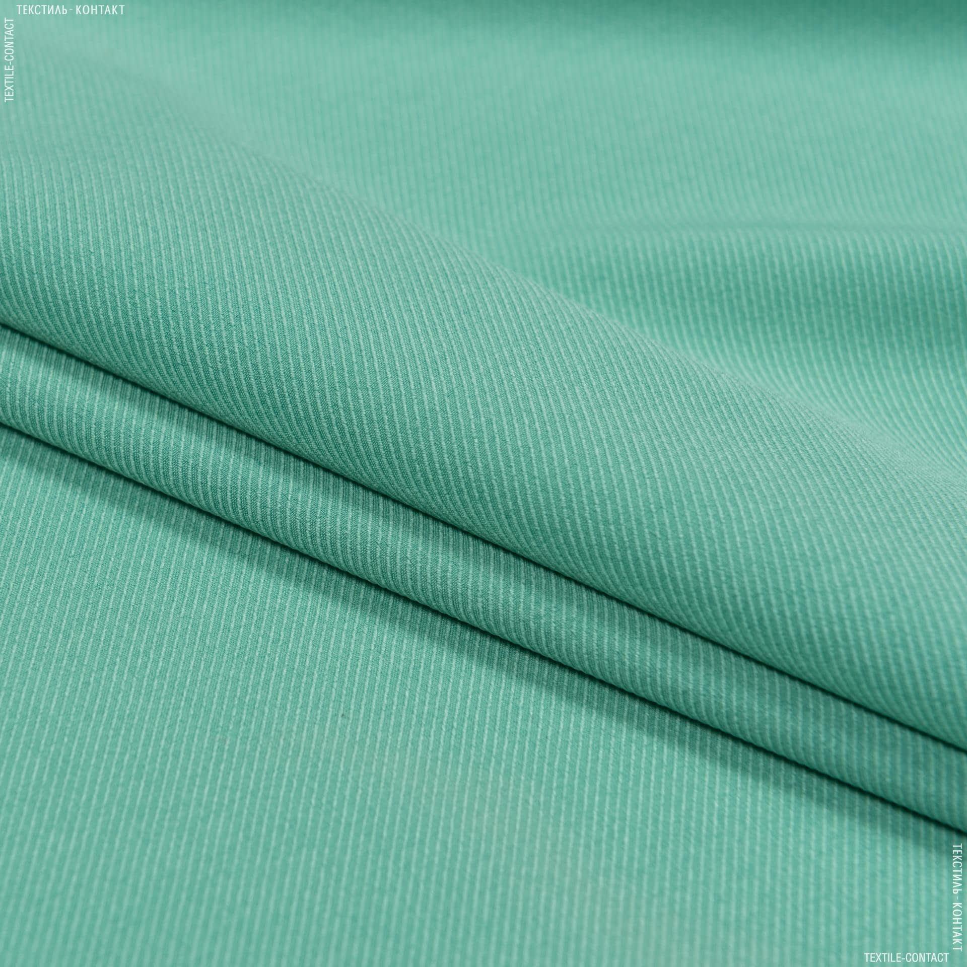 Ткани для платьев - Плательная диагональ светло-оливковый