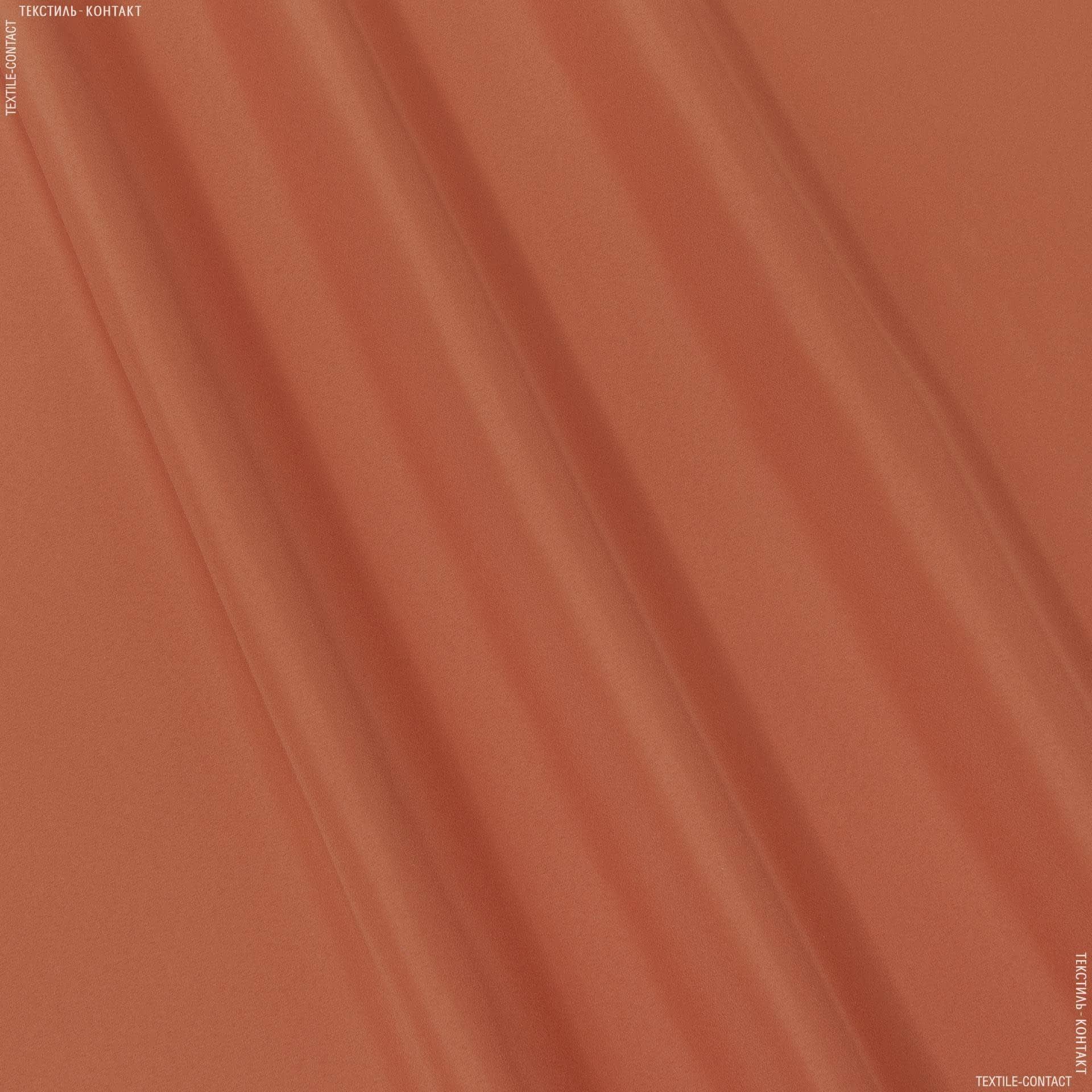 Ткани для верхней одежды - Плащевая бондинг темно-оранжевый