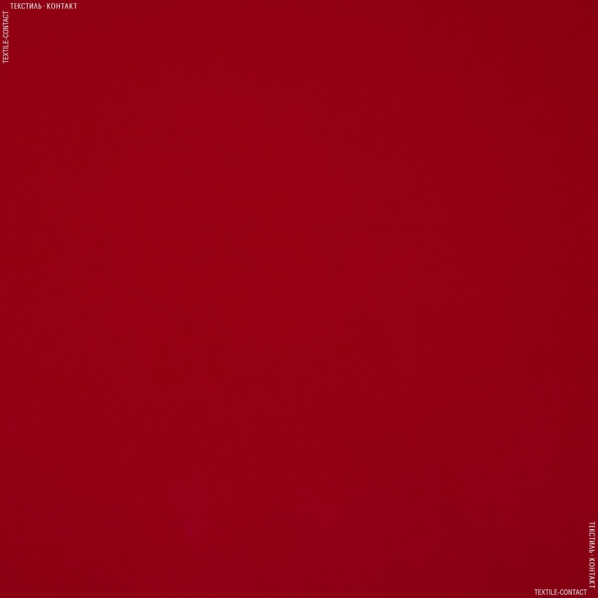 Тканини ритуальна тканина - Замша штучна червоний