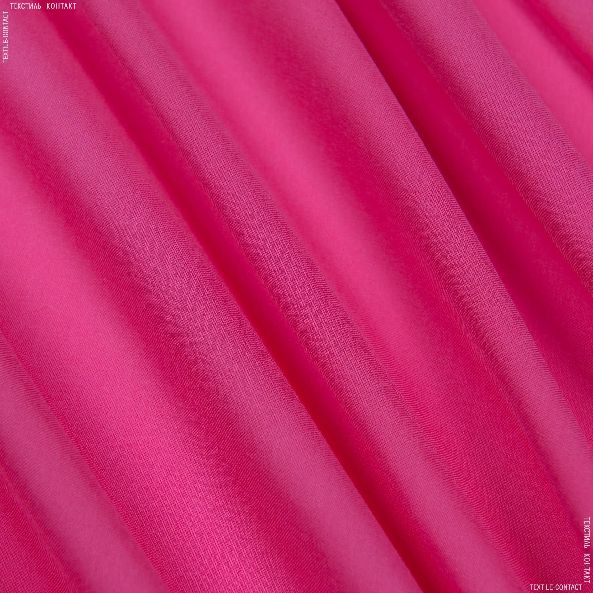 Ткани для платьев - Батист  темно-розовый