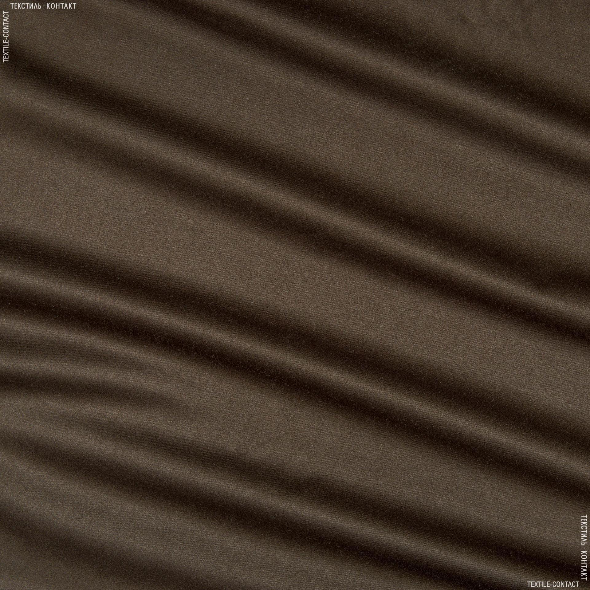 Ткани для банкетных и фуршетных юбок - Ткань скатертная aragon т.коричневый