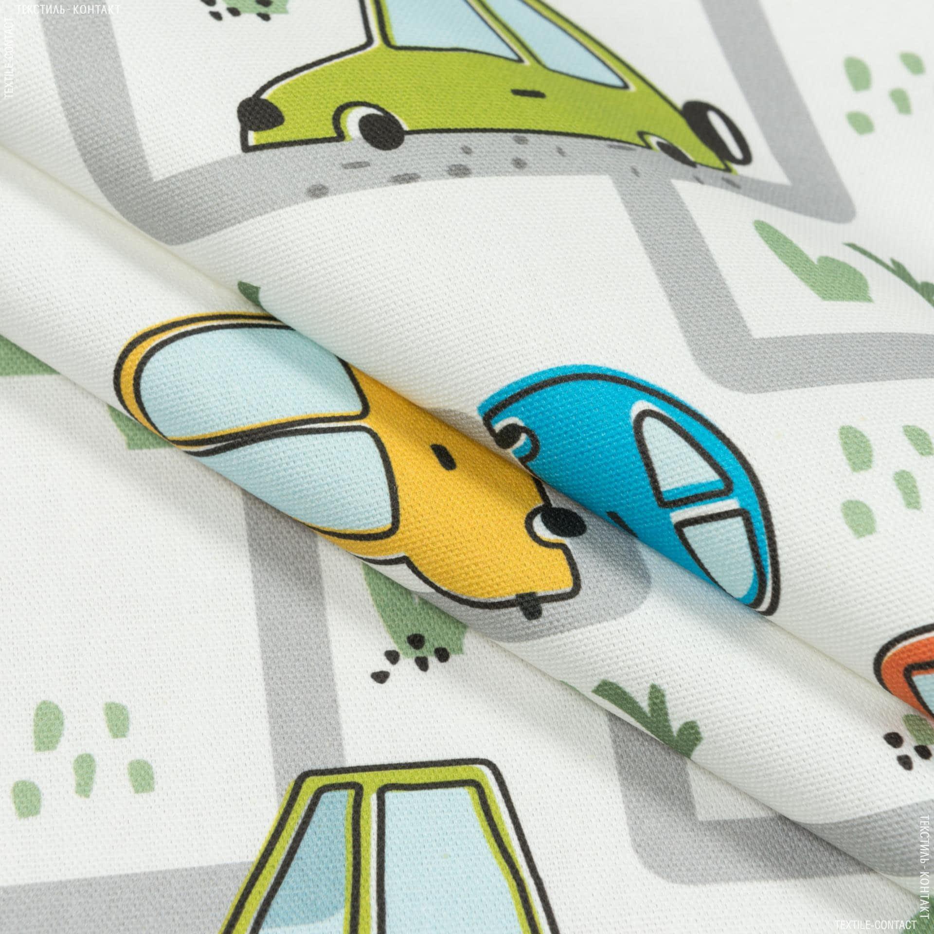 Ткани портьерные ткани - Декоративная ткань  бимби машинки/bimbi  фон молочный