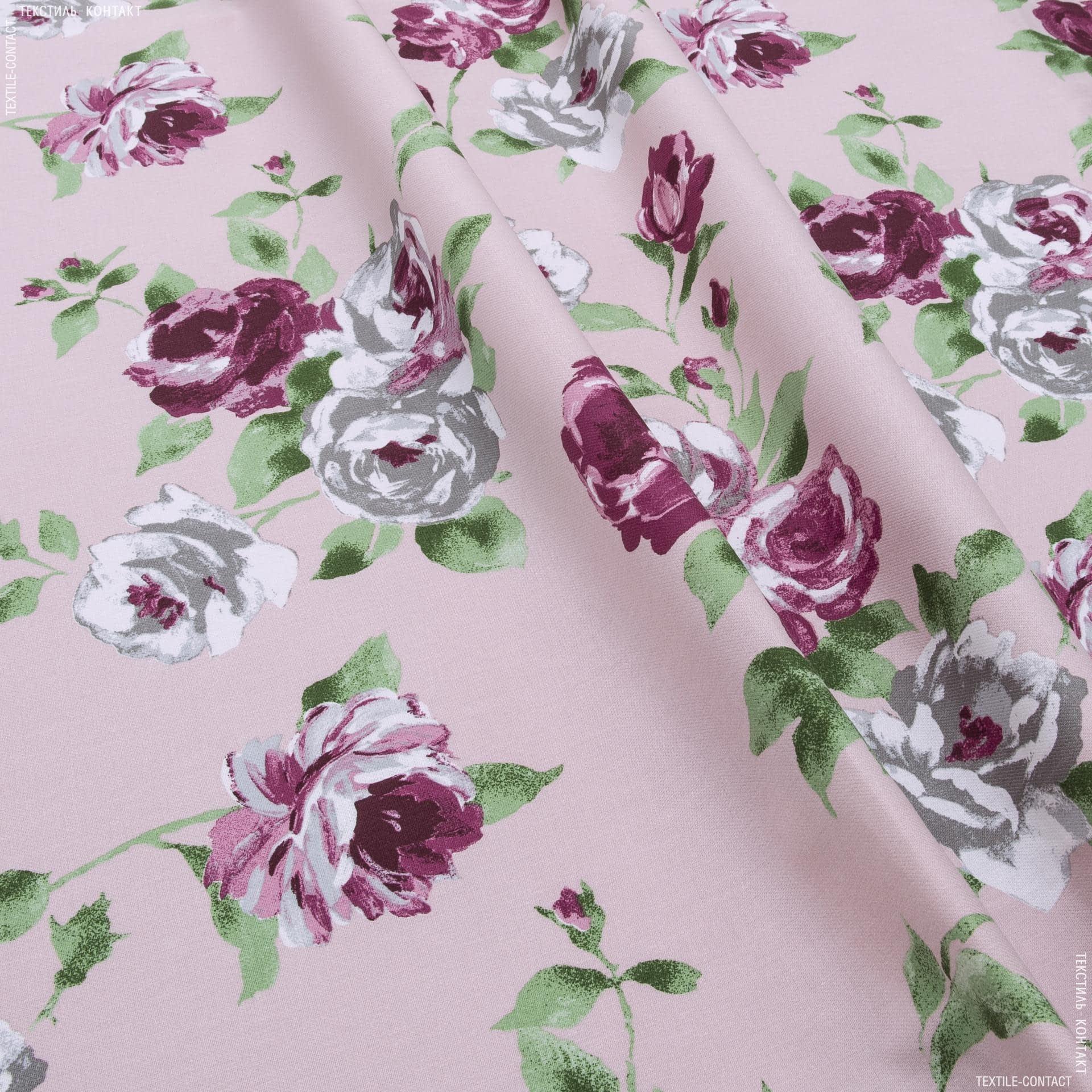 Ткани horeca - Ткань скатертная набивная