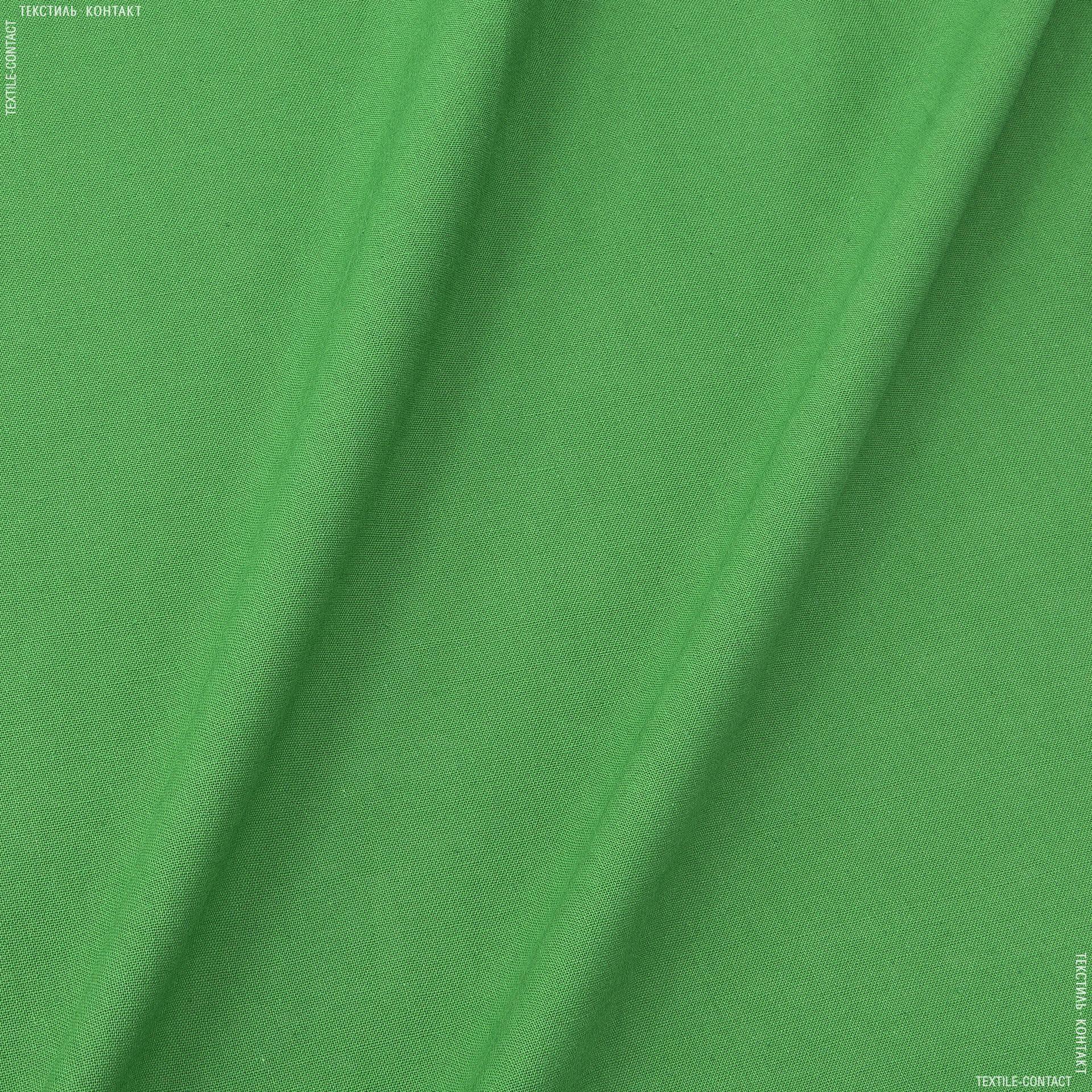 Ткани для брюк - Лен гранд зеленый