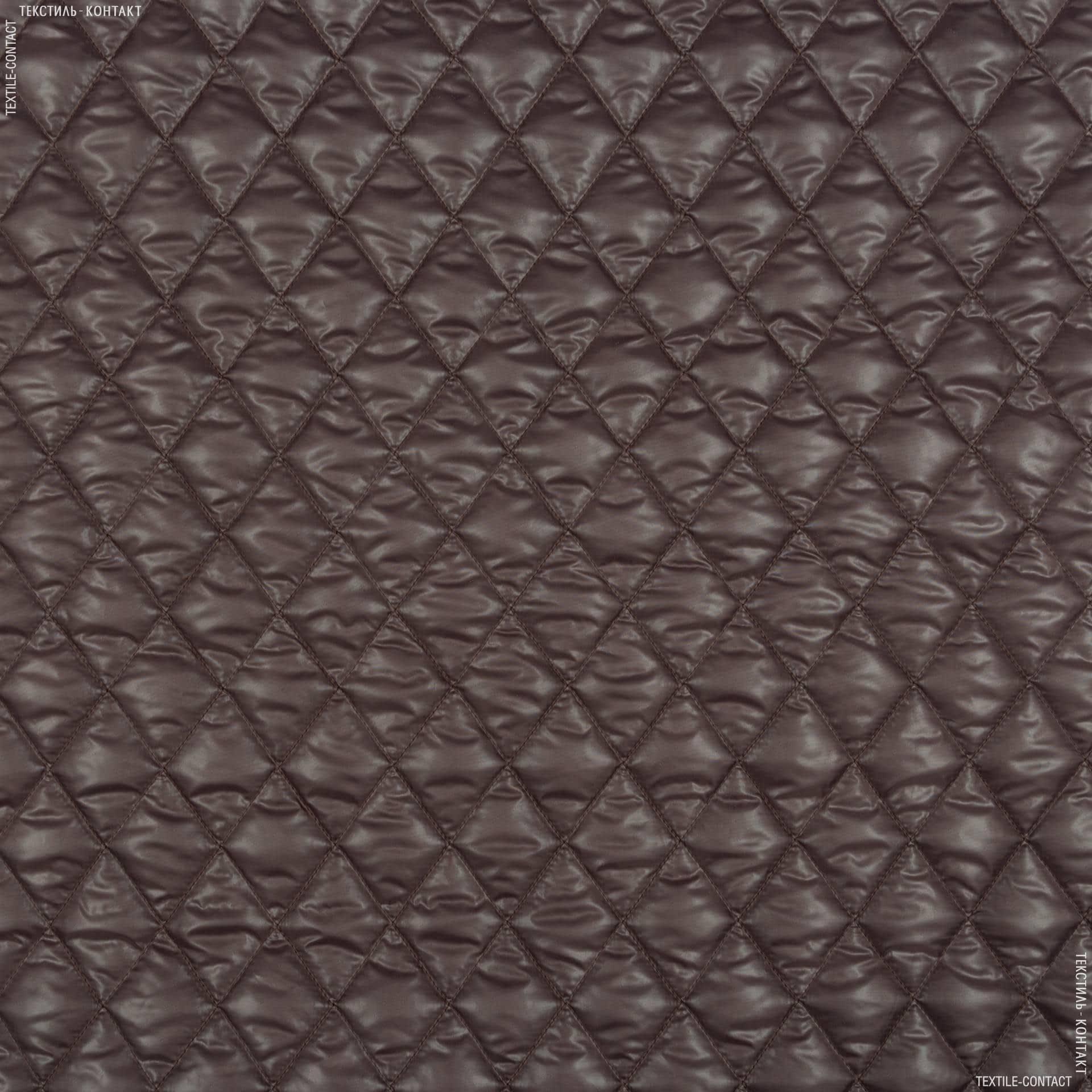 Ткани для спортивной одежды - Плащевая руби лаке стеганая палевый