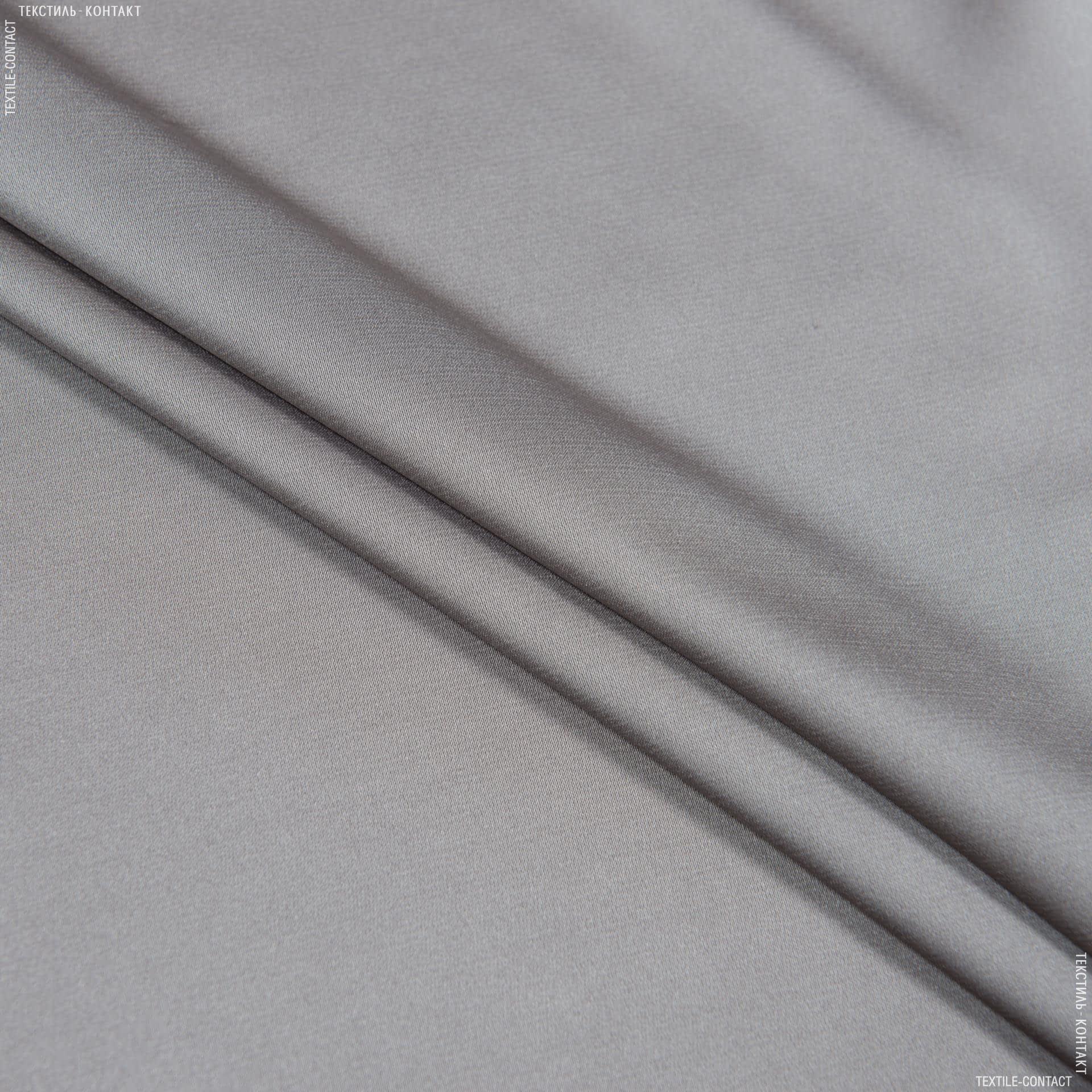 Ткани для платков и бандан - Шелк искусственный стрейч палевый