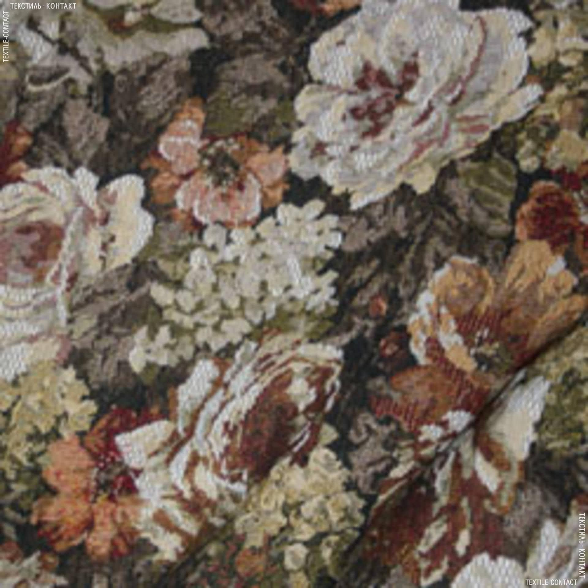 Тканини для декоративних подушок - Гобелен августіна