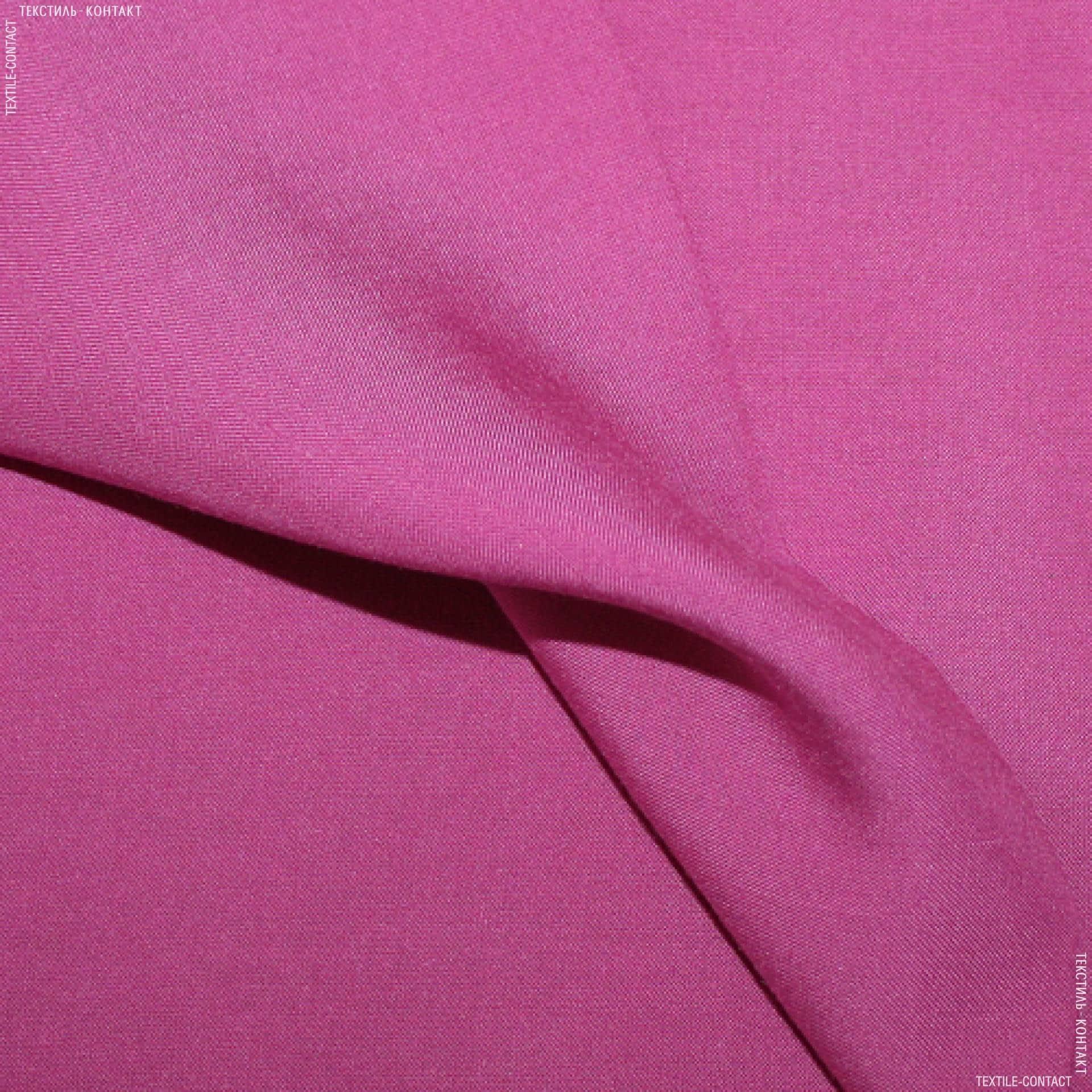 Тканини для дитячого одягу - Батист віскозний бузково-рожевий