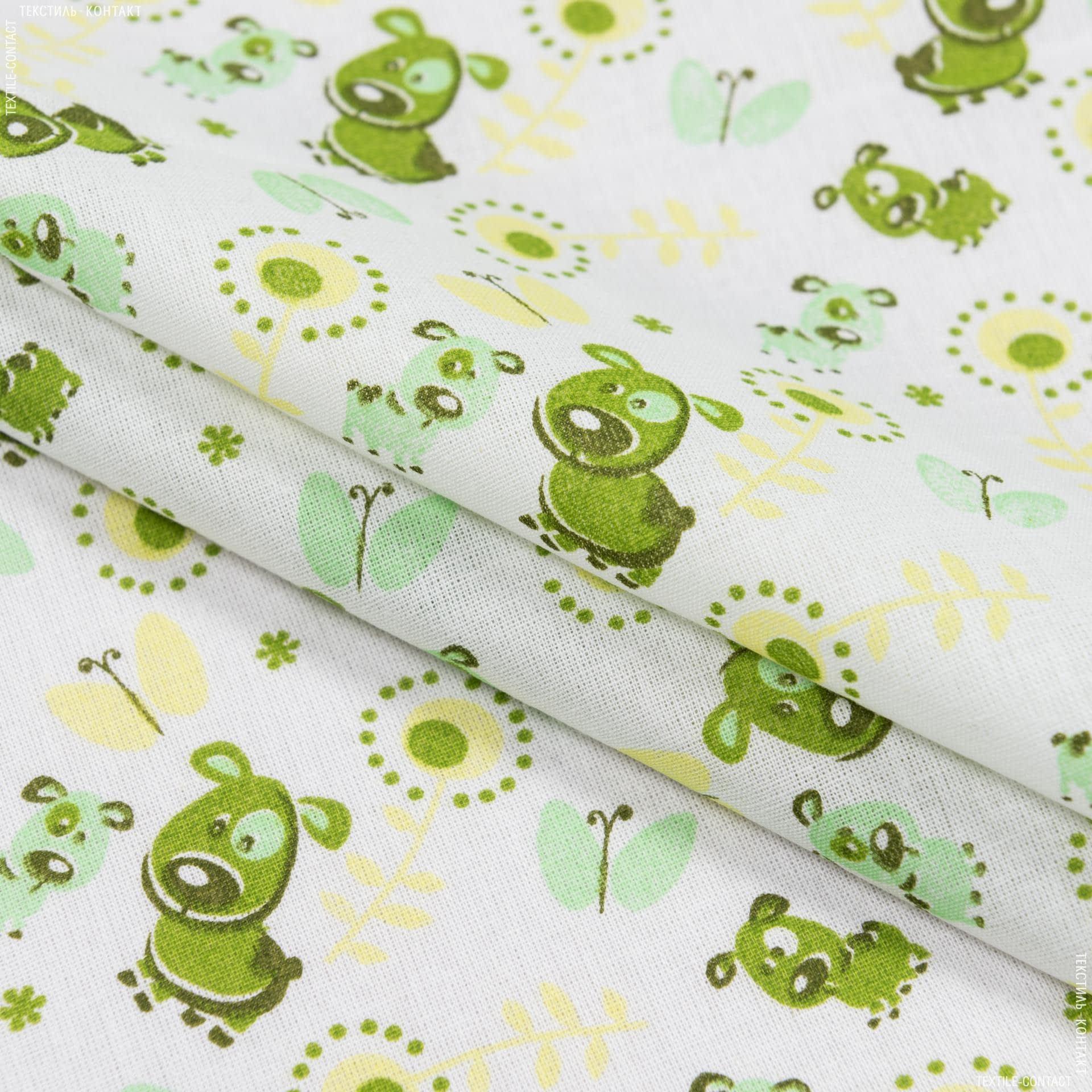 Тканини для дитячого одягу - Ситець 67-ТКЧ  дитячий