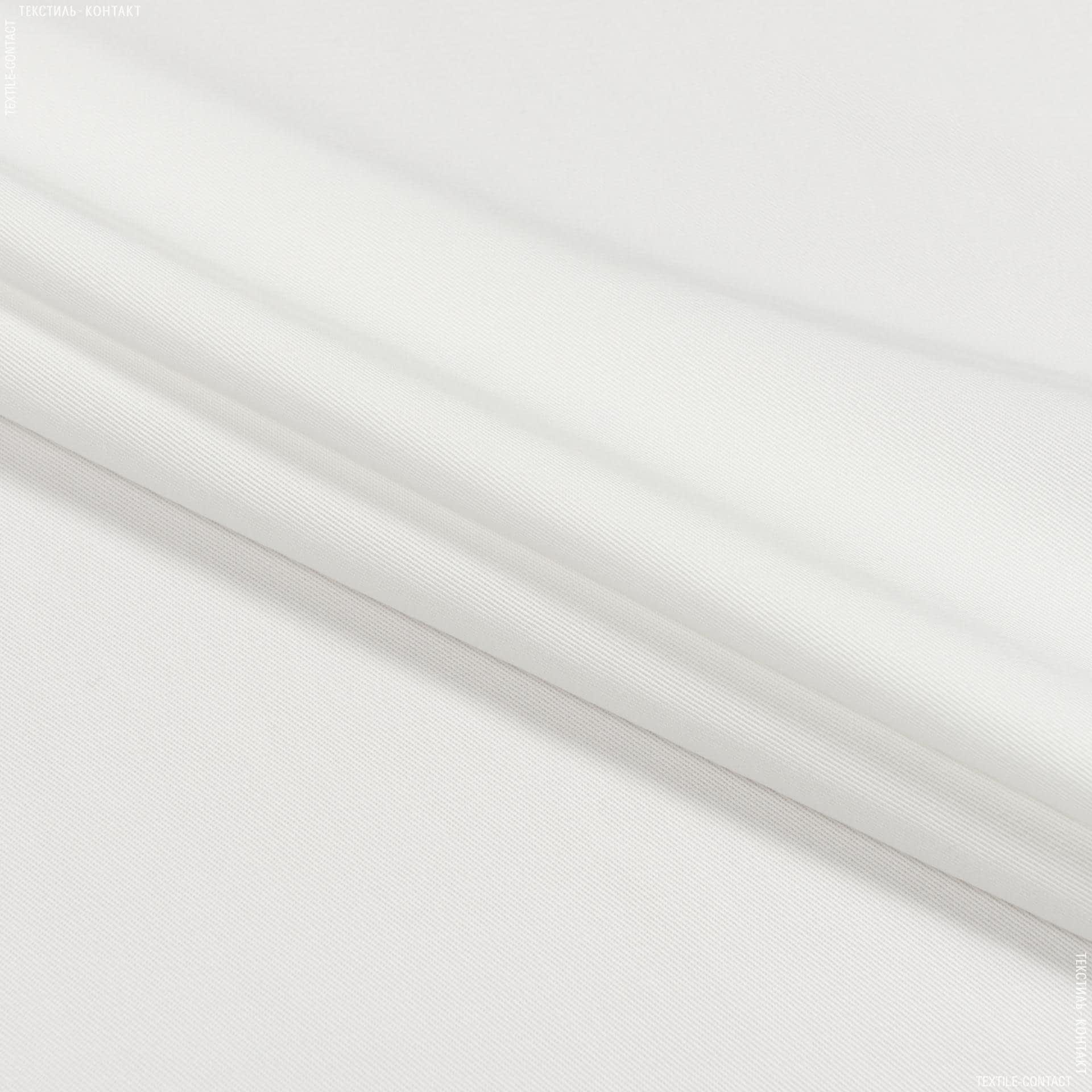 Ткани для платьев - Плательно-костюмная тенсел диагональ молочный