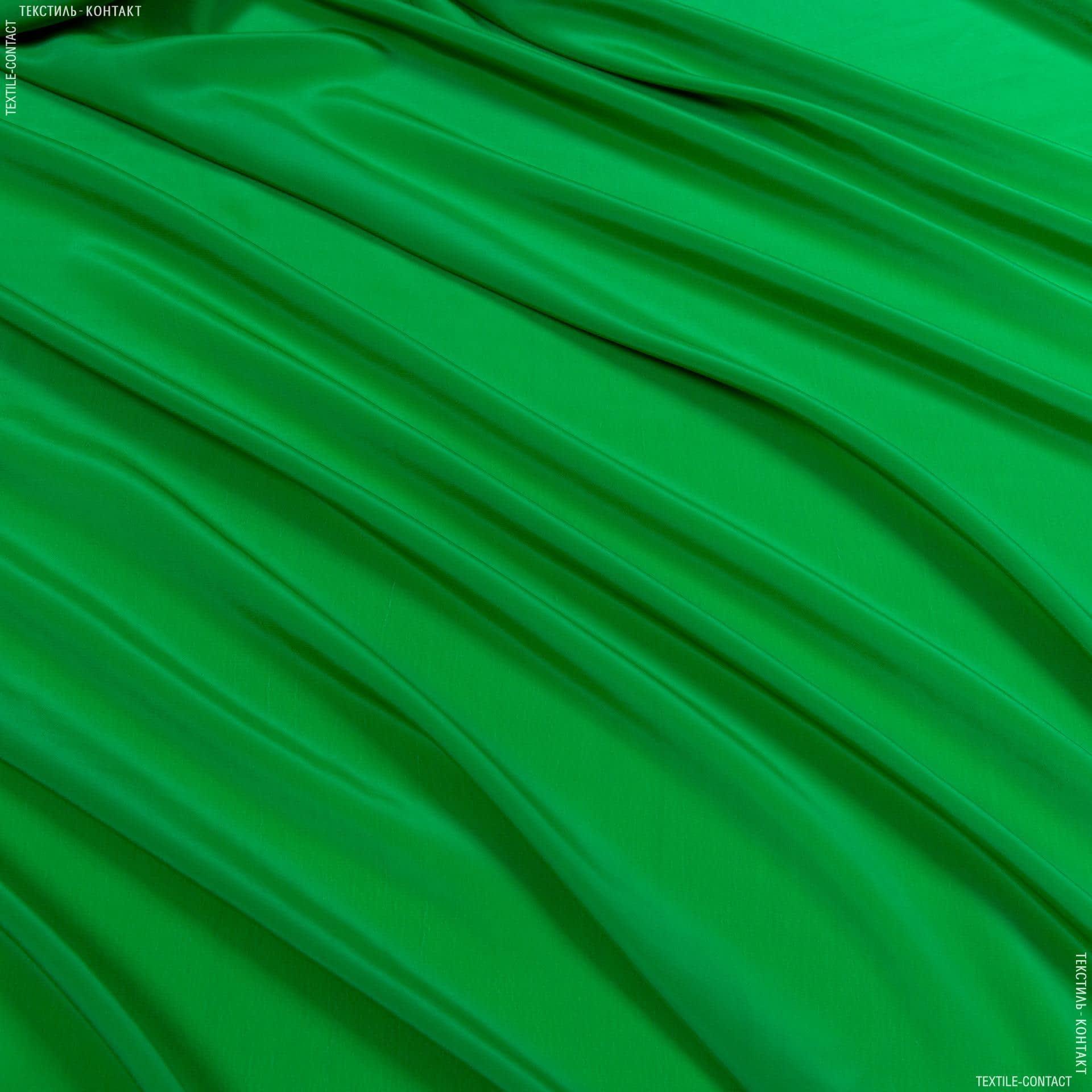Ткани для платков и бандан - Креп кошибо трава
