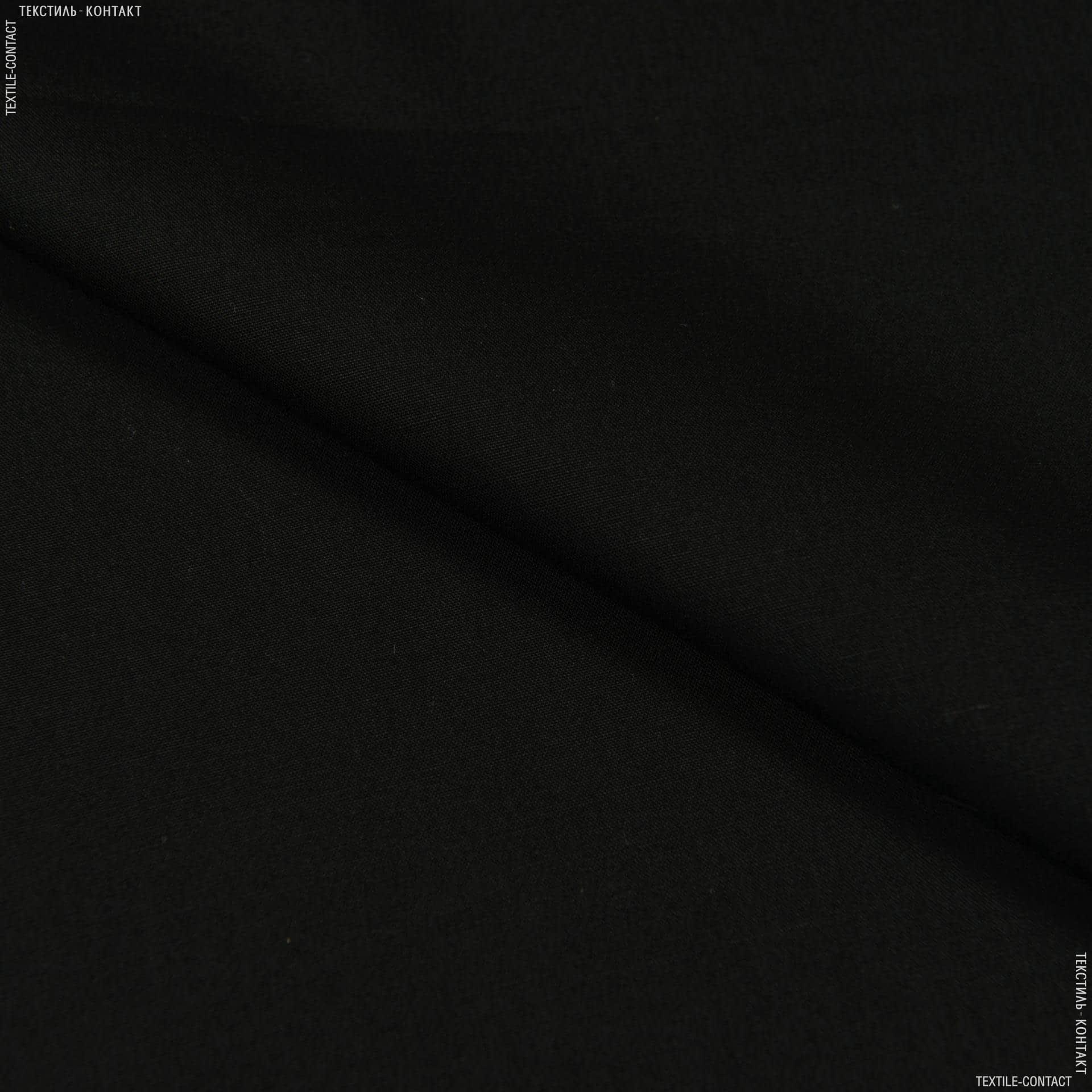 Ткани церковная ткань - Сорочечная черный