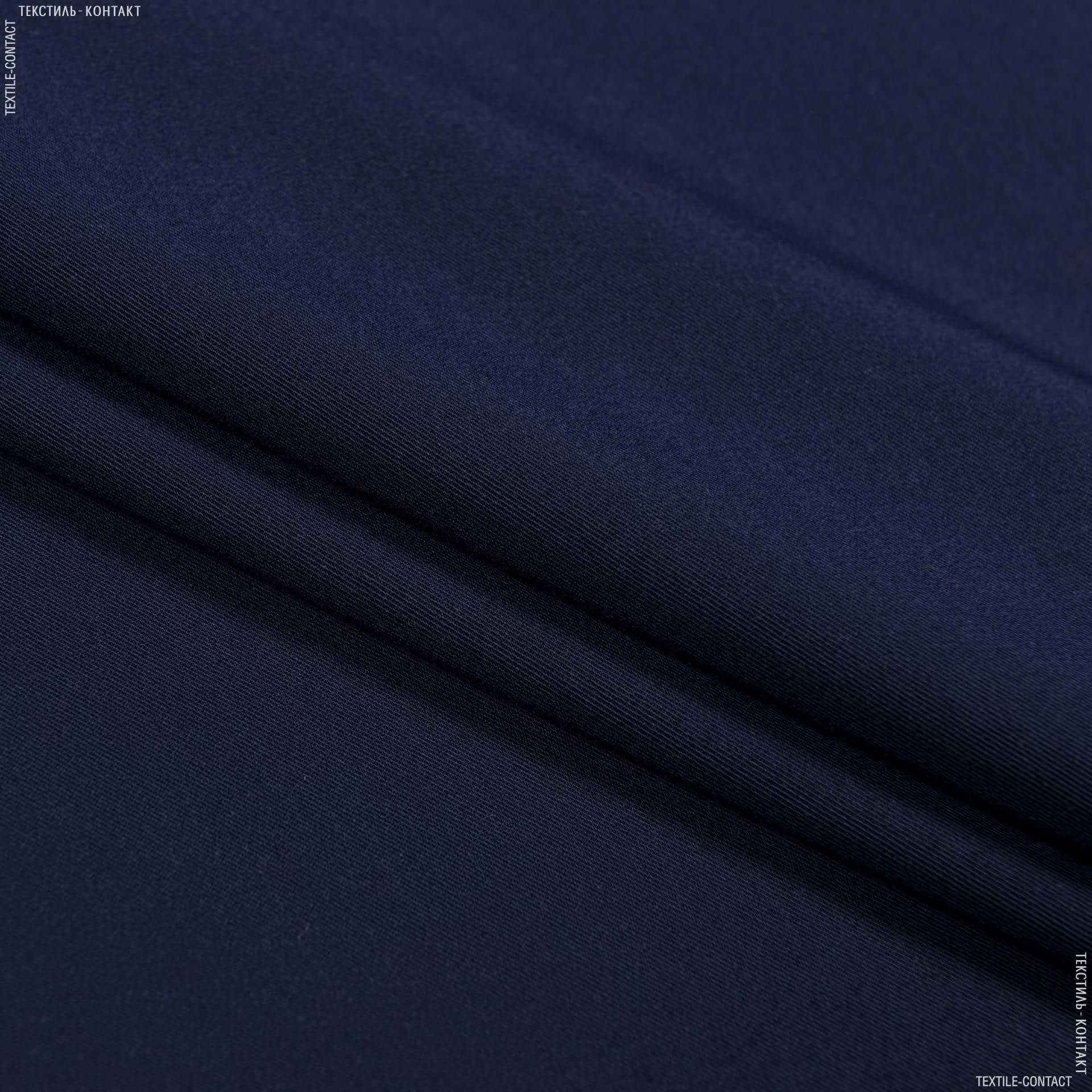 Ткани для костюмов - Костюмная тесла темно-синий