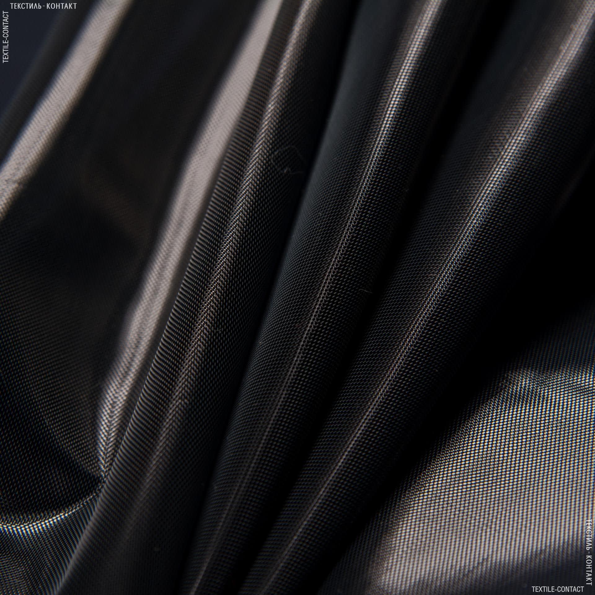 Ткани для костюмов - Парча графит
