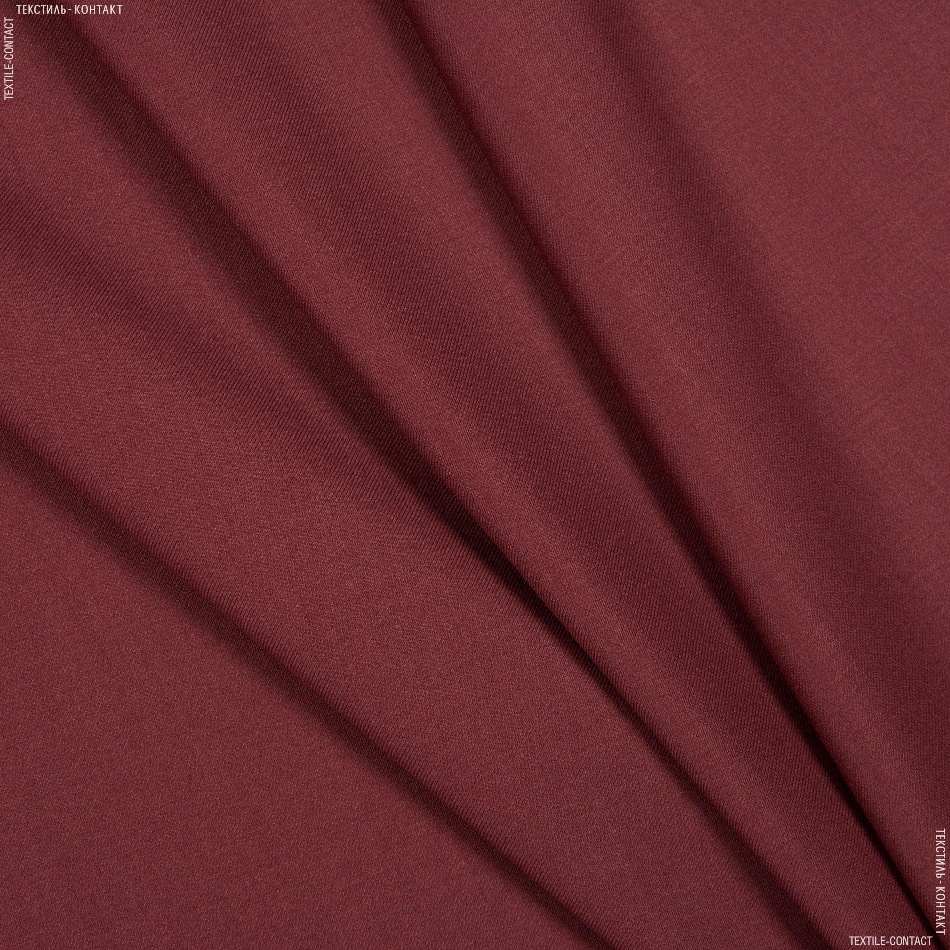 Ткани для костюмов - Школьная бордо