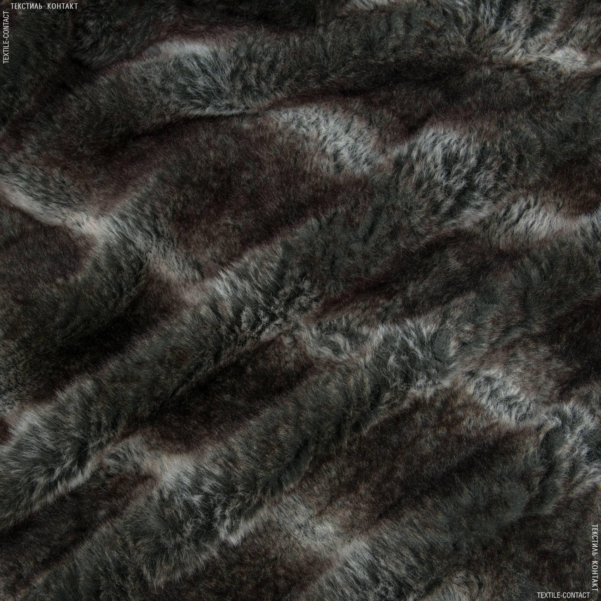 Ткани для верхней одежды - Мех искусственный шубный