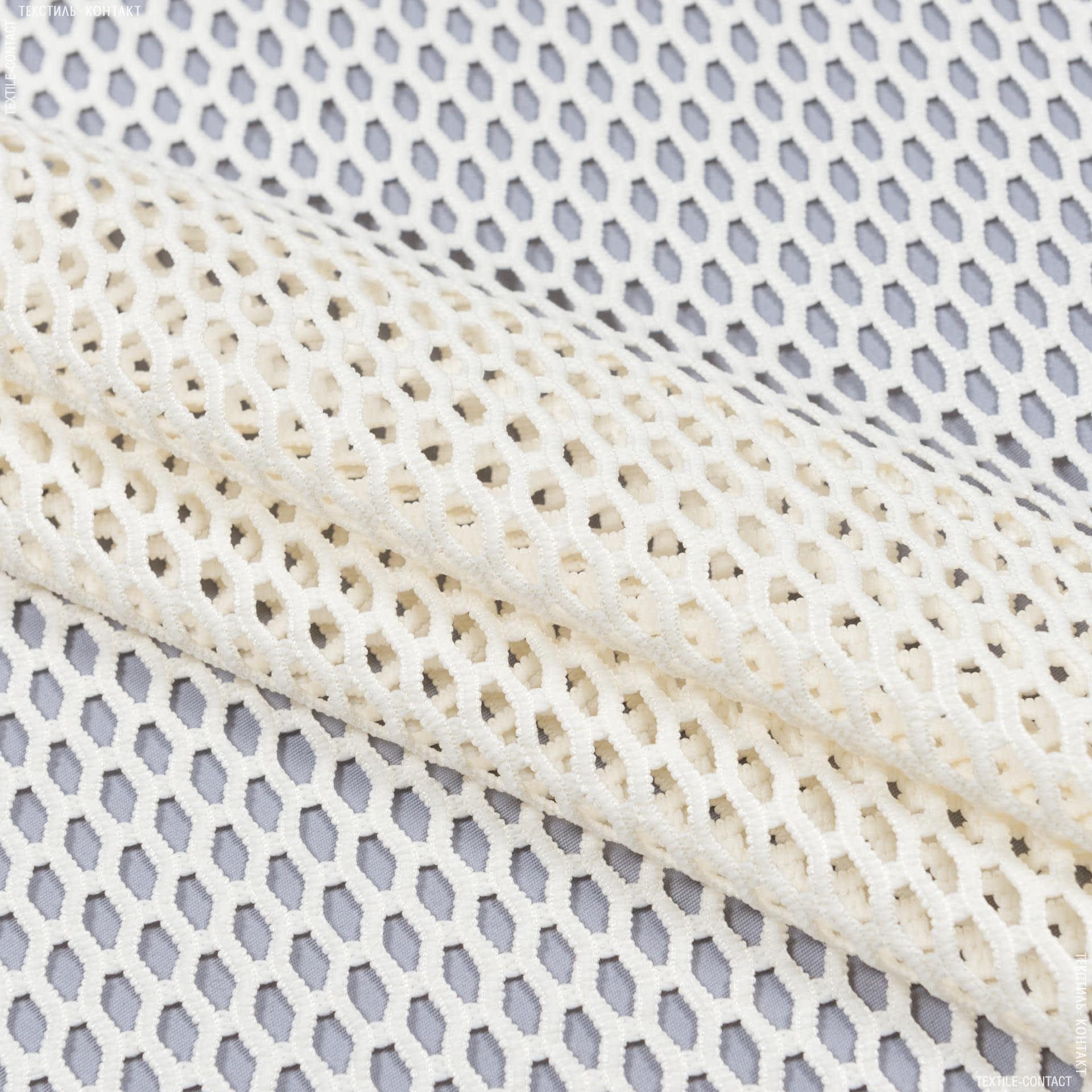 Тканини гардинні тканини - Гардинне полотно гіпюр ірена крем