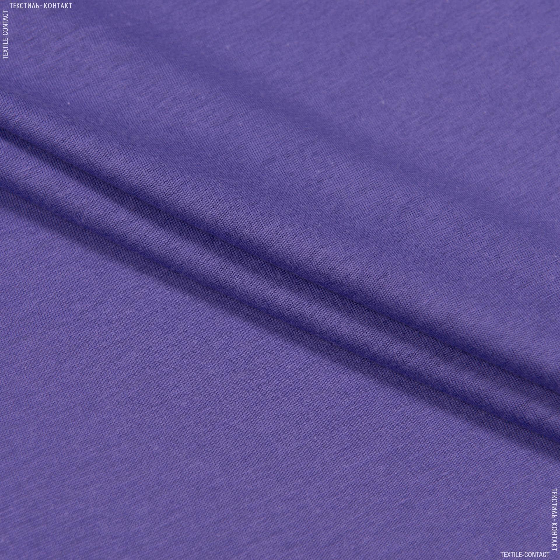Ткани подкладочная ткань - Трикотаж подкладочный сиреневый