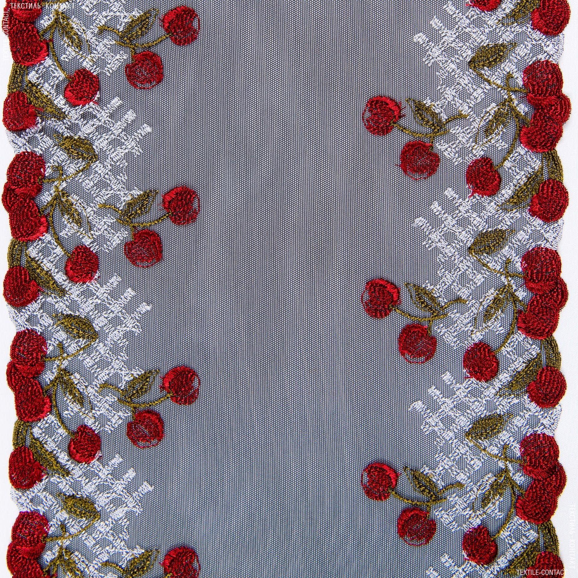 Ткани для белья - Кружево 24см черный